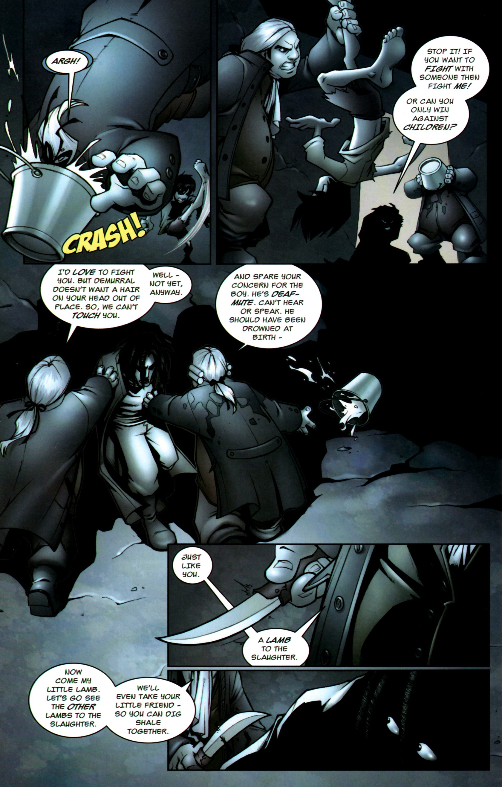 Read online Abiding Perdition comic -  Issue #6 - 29