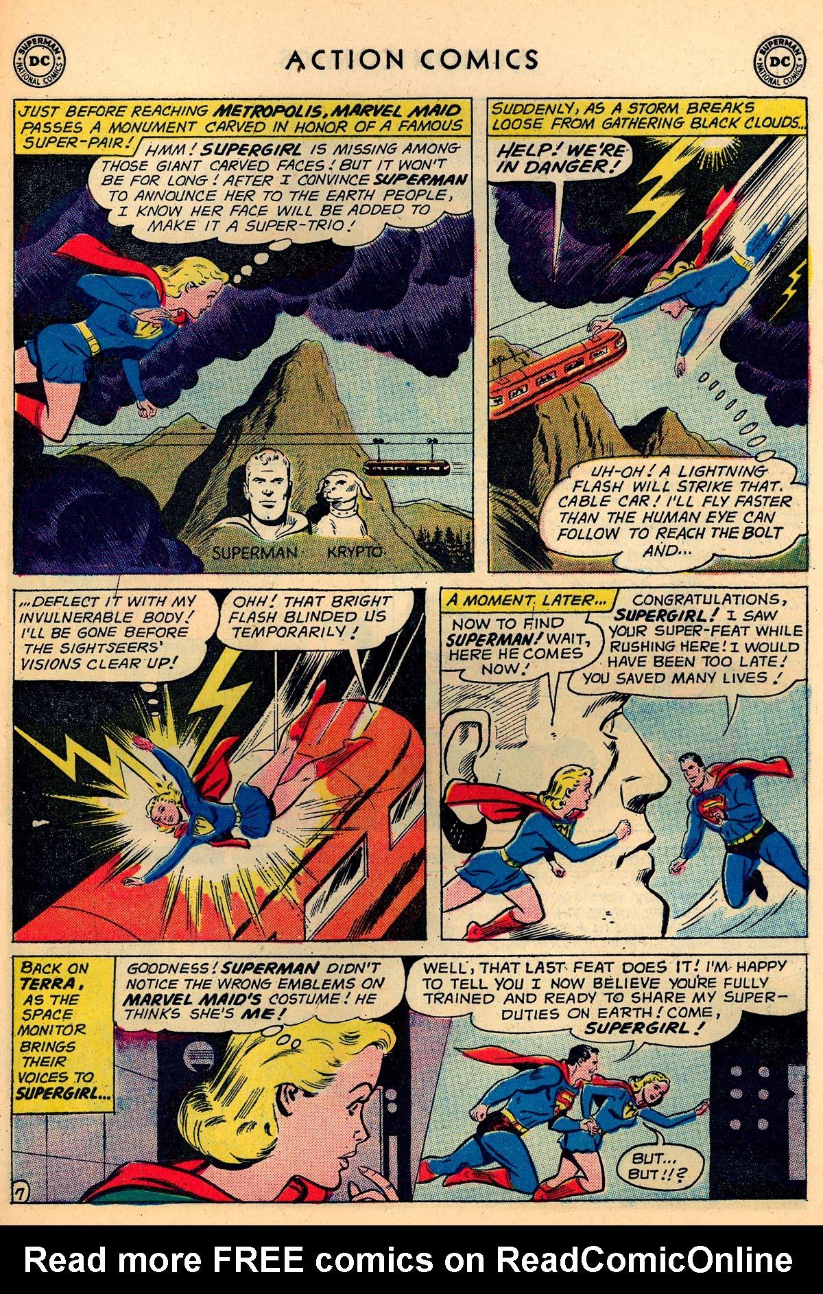 Action Comics (1938) 273 Page 22
