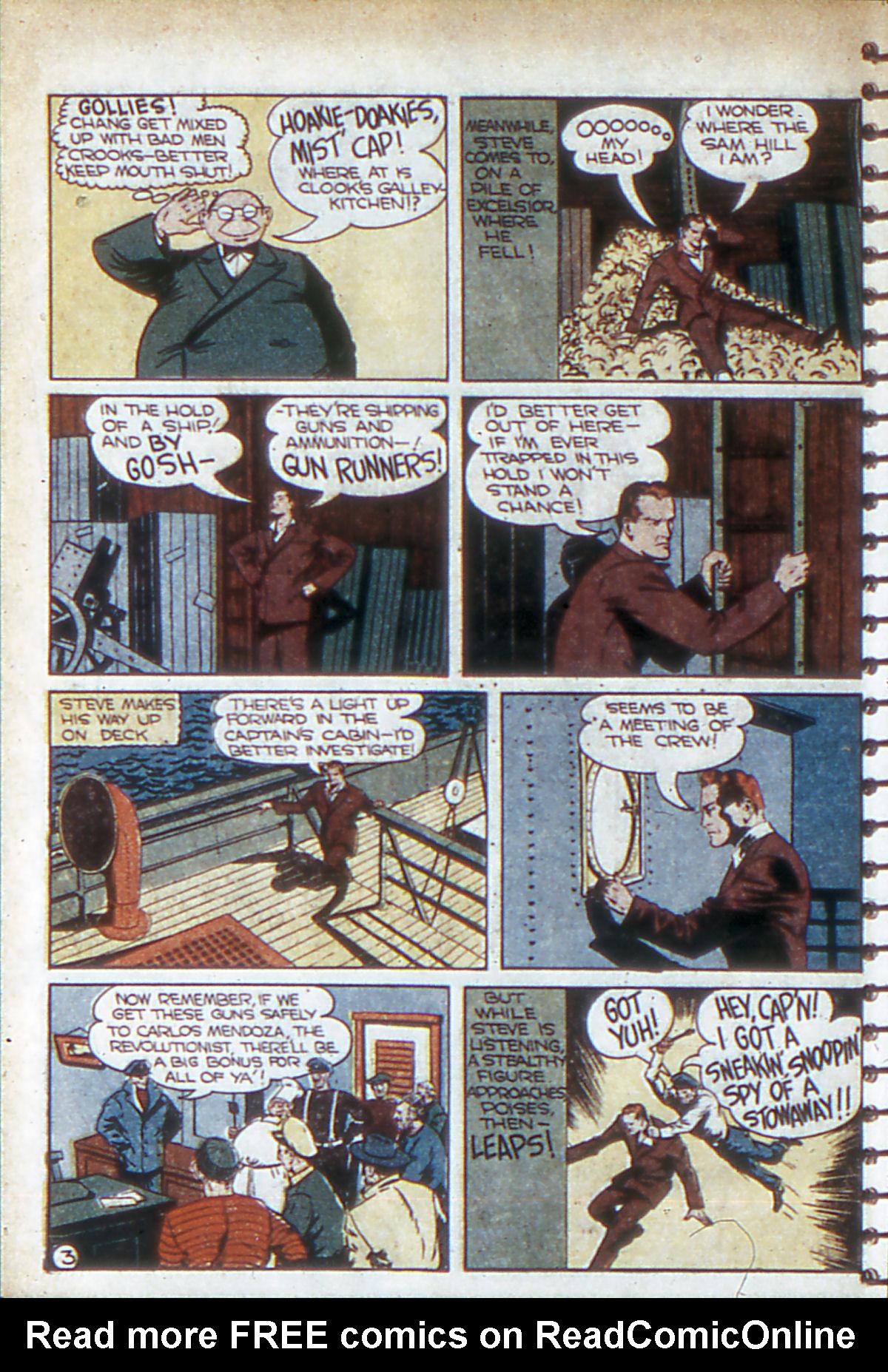 Read online Adventure Comics (1938) comic -  Issue #53 - 43