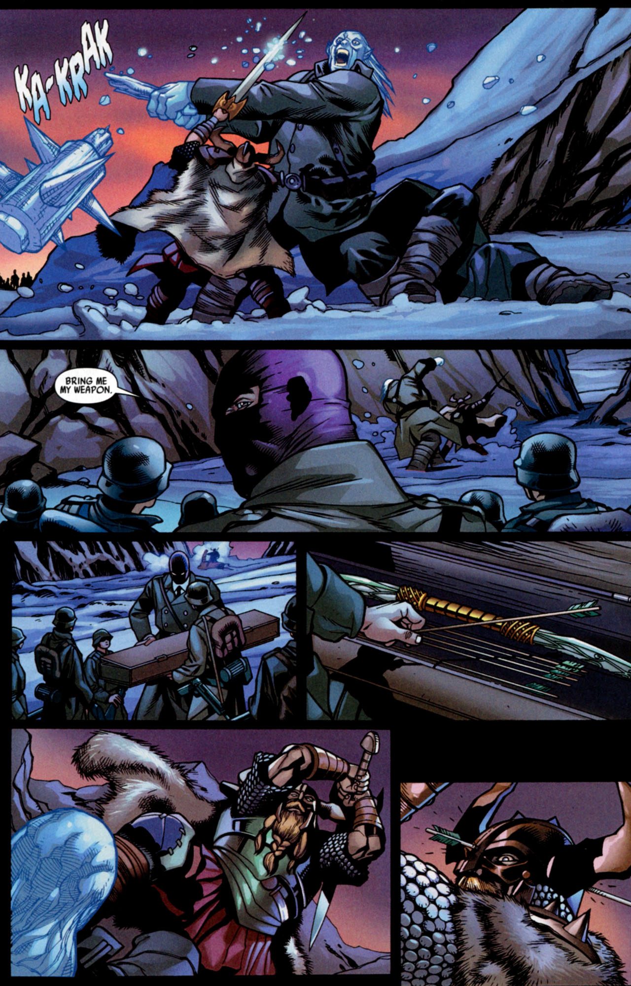 Read online Ultimate Thor comic -  Issue #2 - 24
