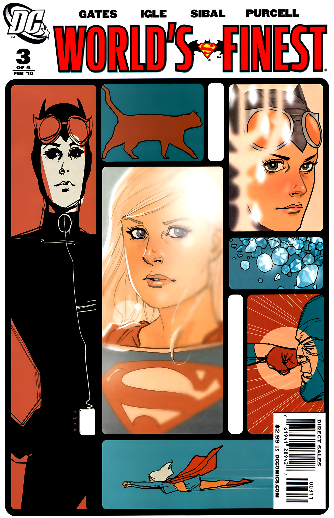 Read online World's Finest (2009) comic -  Issue #3 - 2
