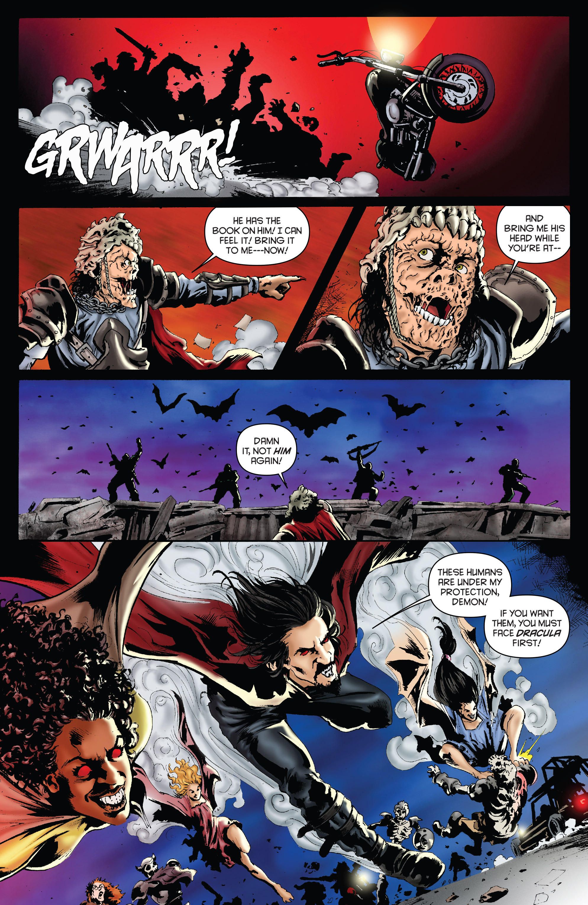 Read online Army of Darkness: Furious Road comic -  Issue #2 - 15