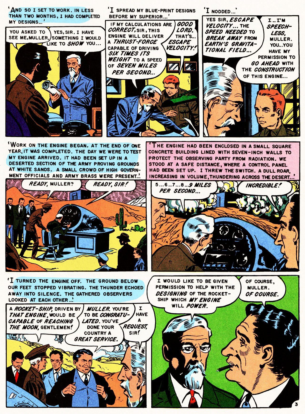 Read online Shock SuspenStories comic -  Issue #10 - 23