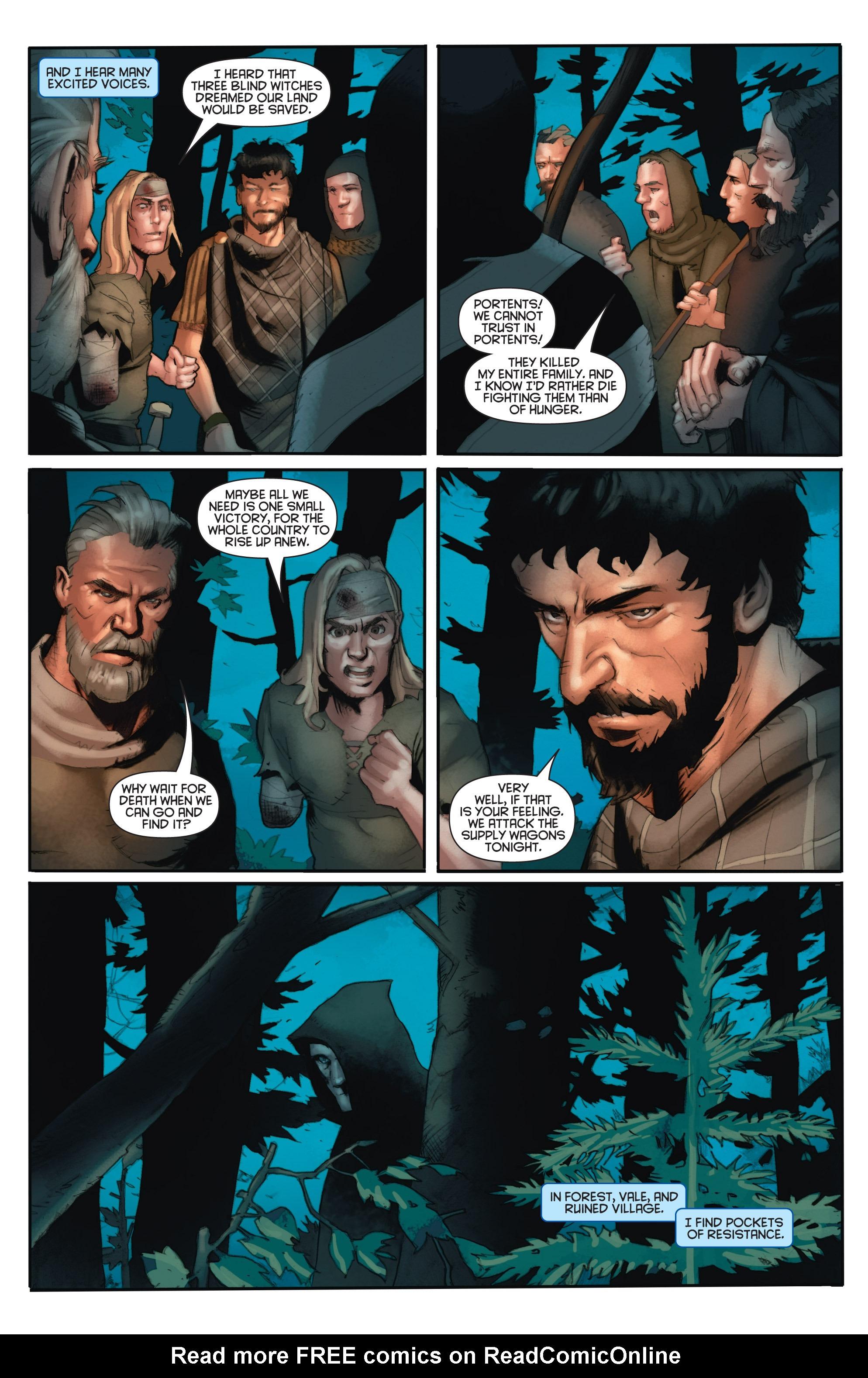 Read online Eternal Warrior: Days of Steel comic -  Issue #1 - 15
