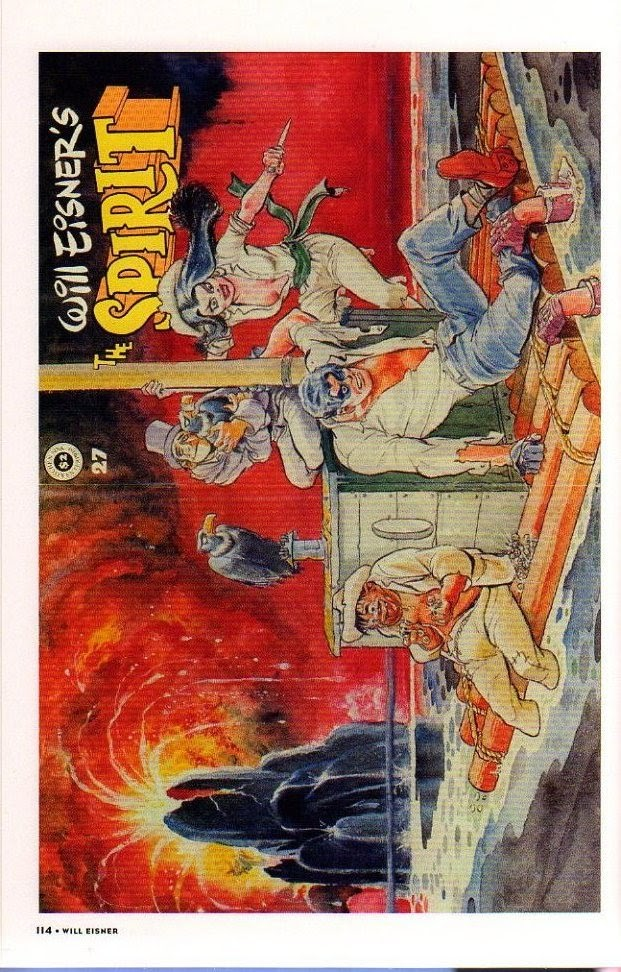 Read online Will Eisner's The Spirit Archives comic -  Issue # TPB 26 (Part 2) - 21