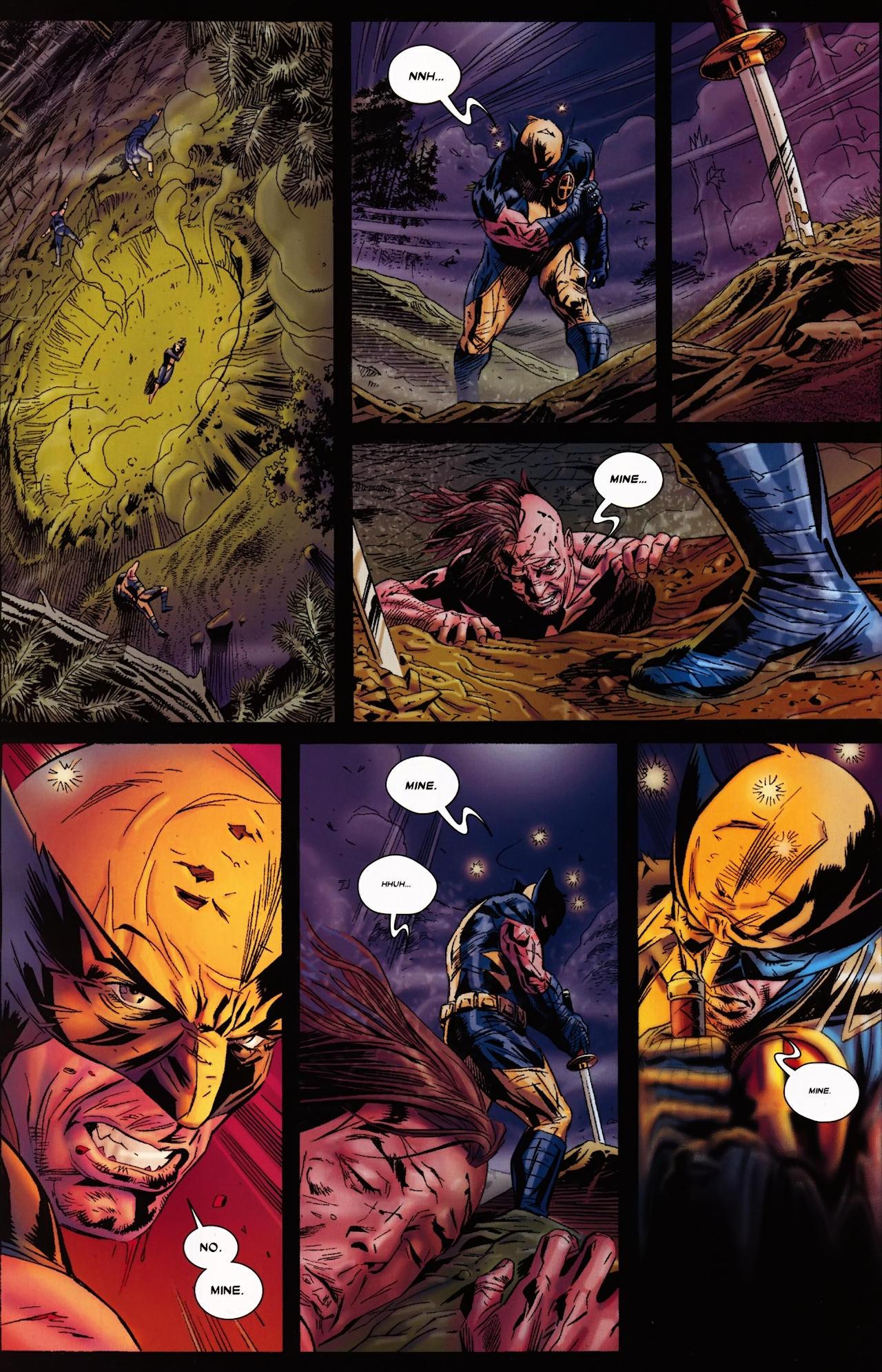 Read online Wolverine: Origins comic -  Issue #35 - 12