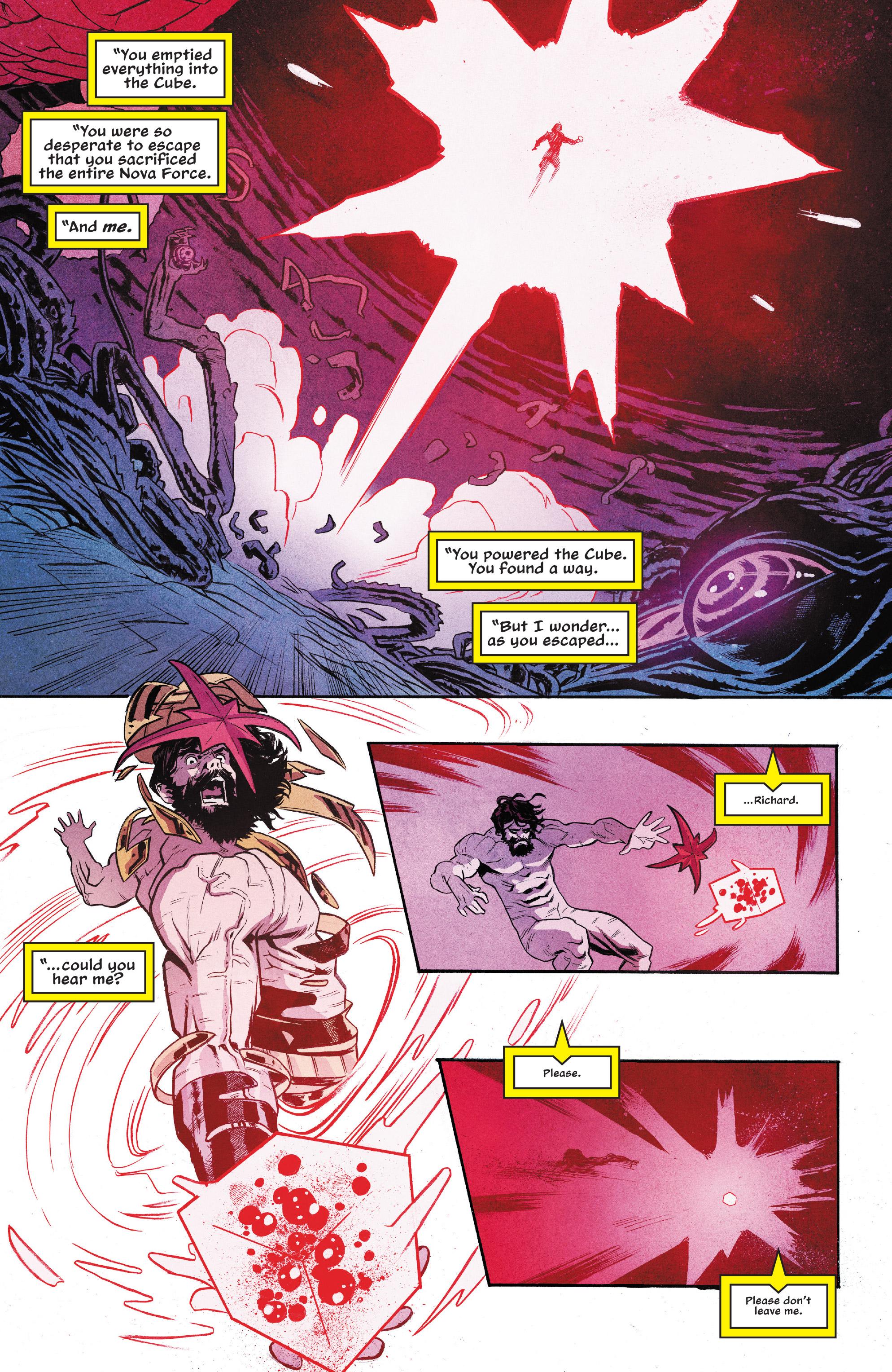 Read online Nova (2017) comic -  Issue #6 - 16