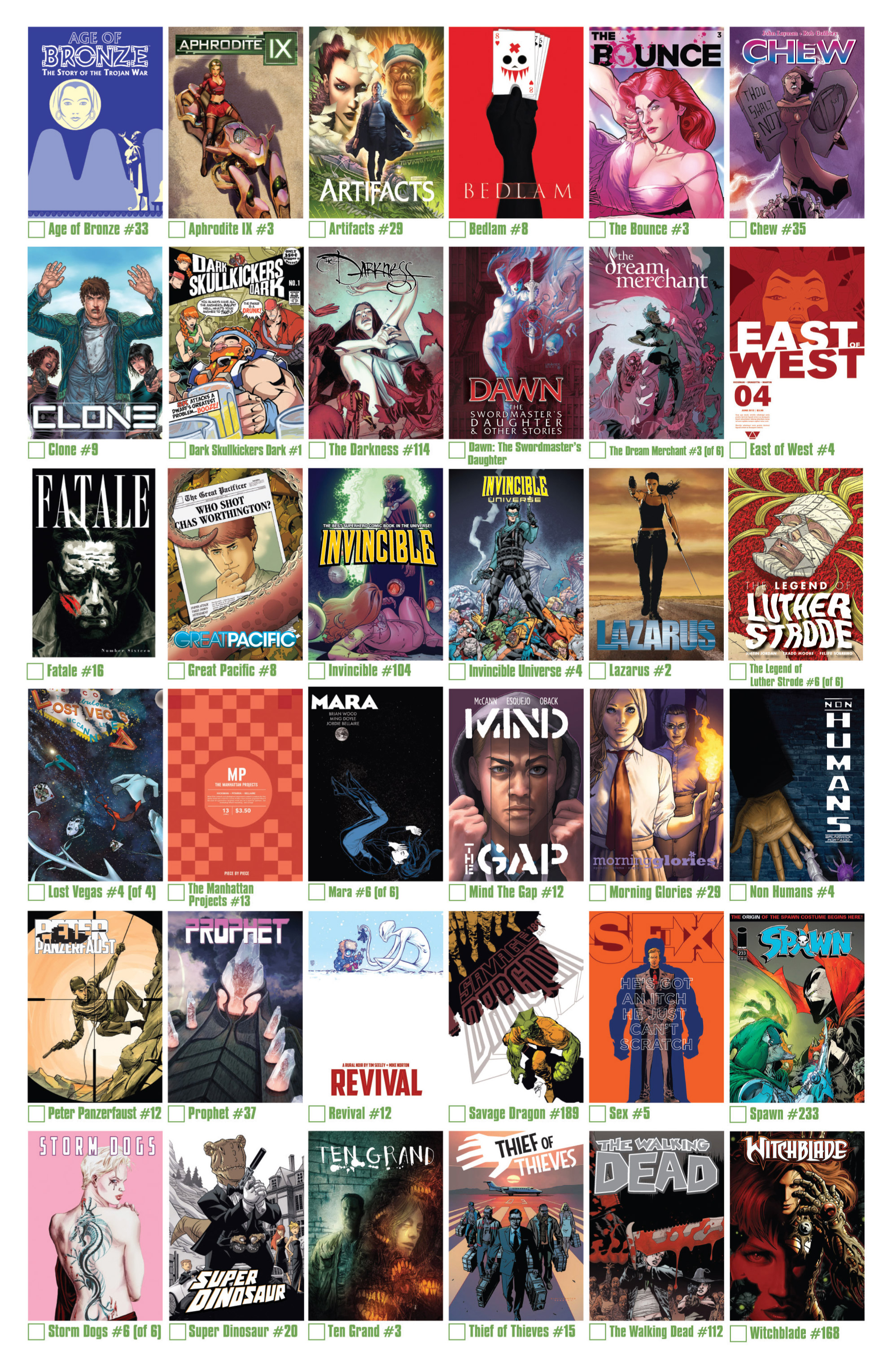 Read online Great Pacific comic -  Issue #8 - 28