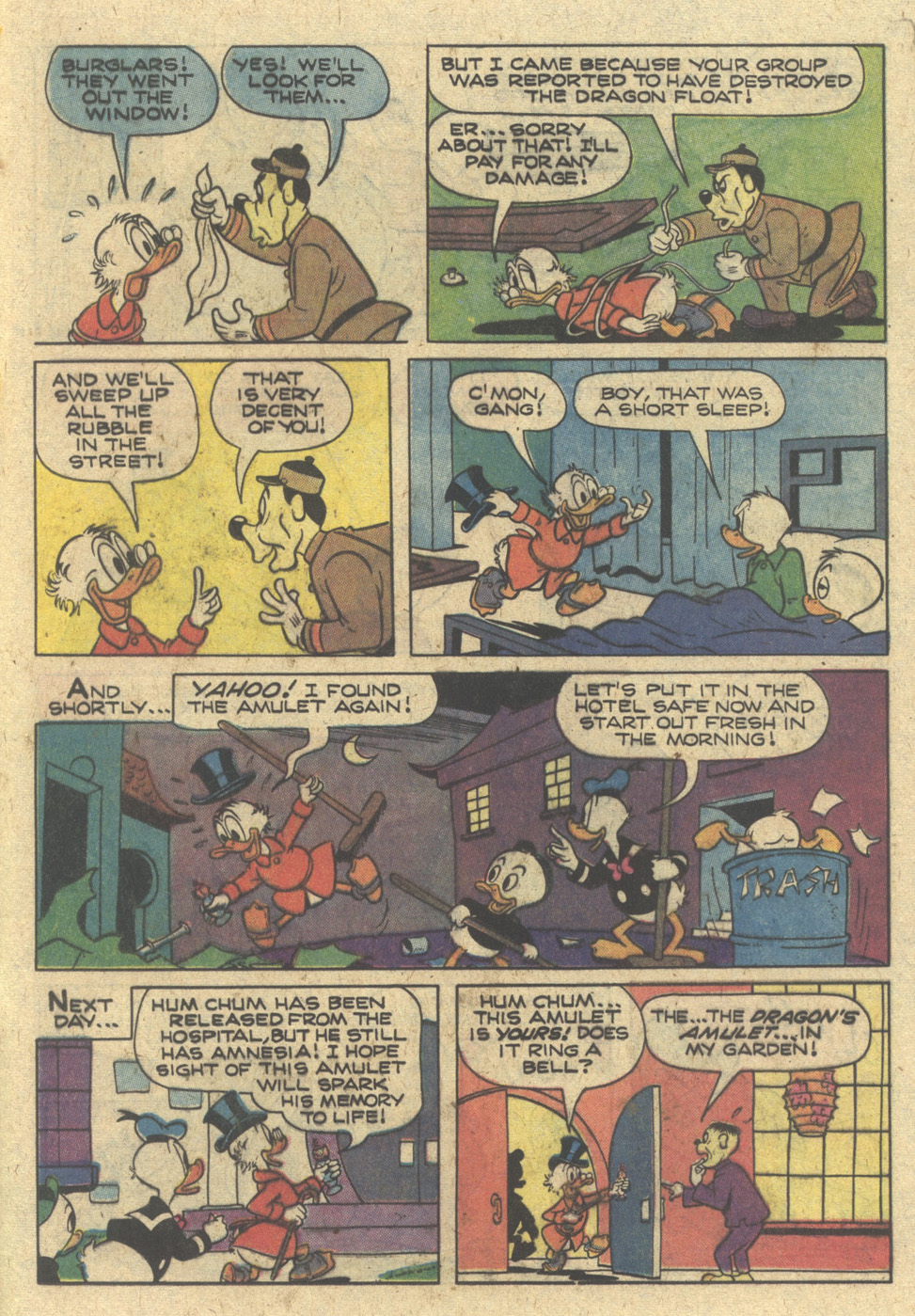Read online Uncle Scrooge (1953) comic -  Issue #166 - 21