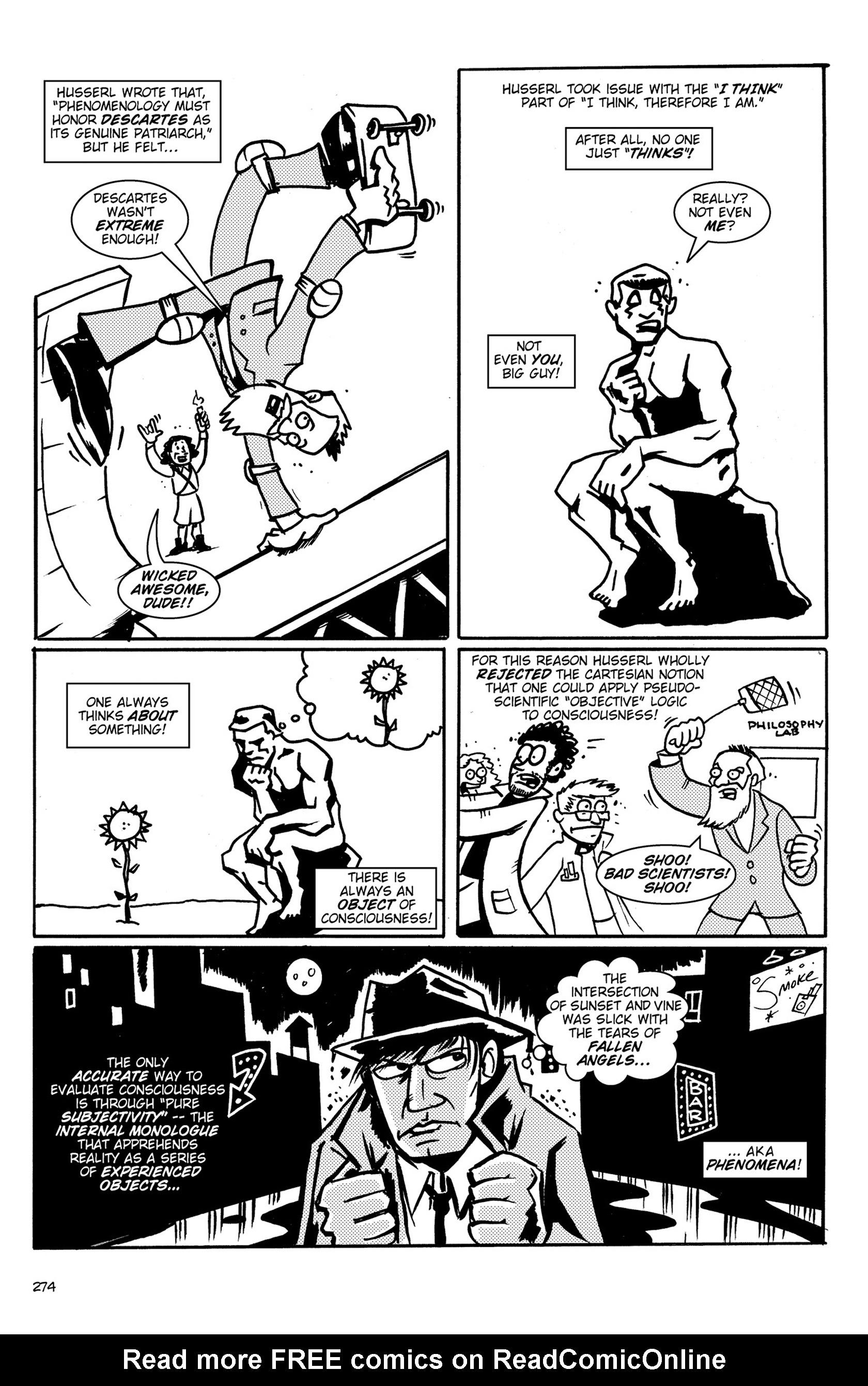 Read online Action Philosophers! comic -  Issue #Action Philosophers! TPB (Part 2) - 102