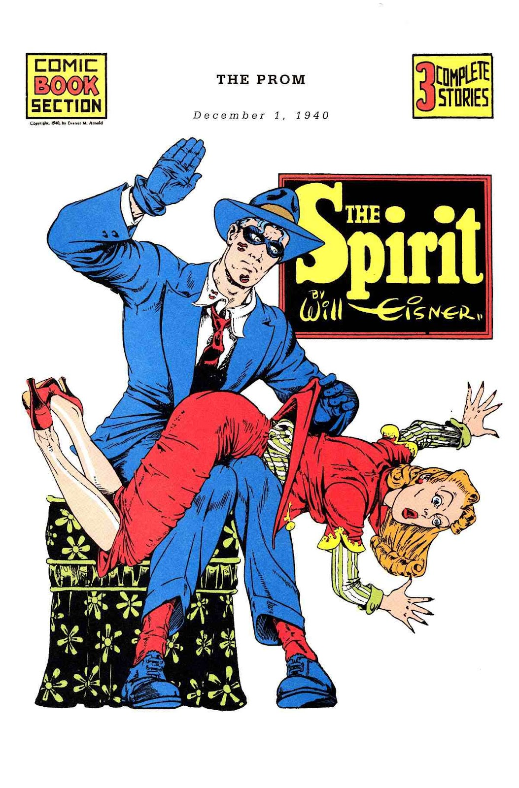 Read online Will Eisner's The Spirit Archives comic -  Issue # TPB 1 (Part 2) - 84