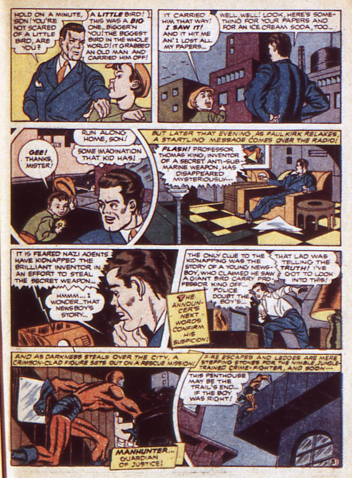 Read online Adventure Comics (1938) comic -  Issue #85 - 49