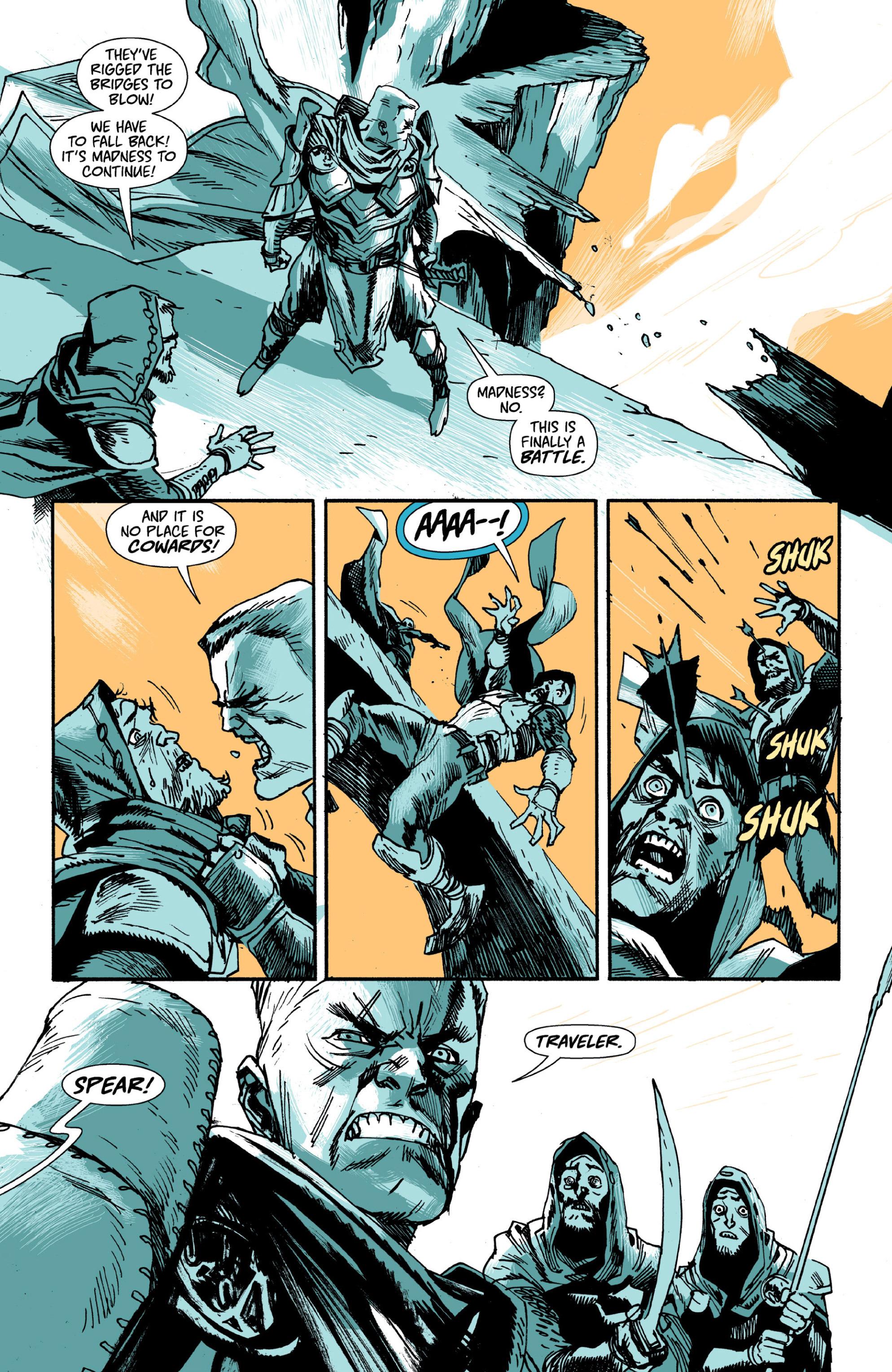 Read online Ei8ht comic -  Issue # TPB - 111