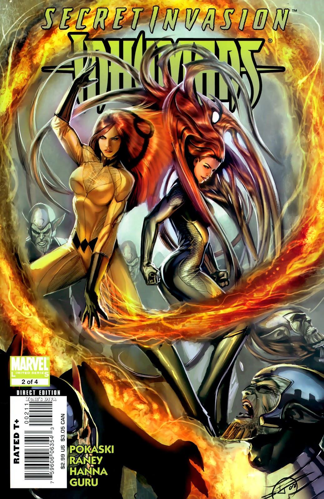 Secret Invasion: Inhumans issue 2 - Page 1