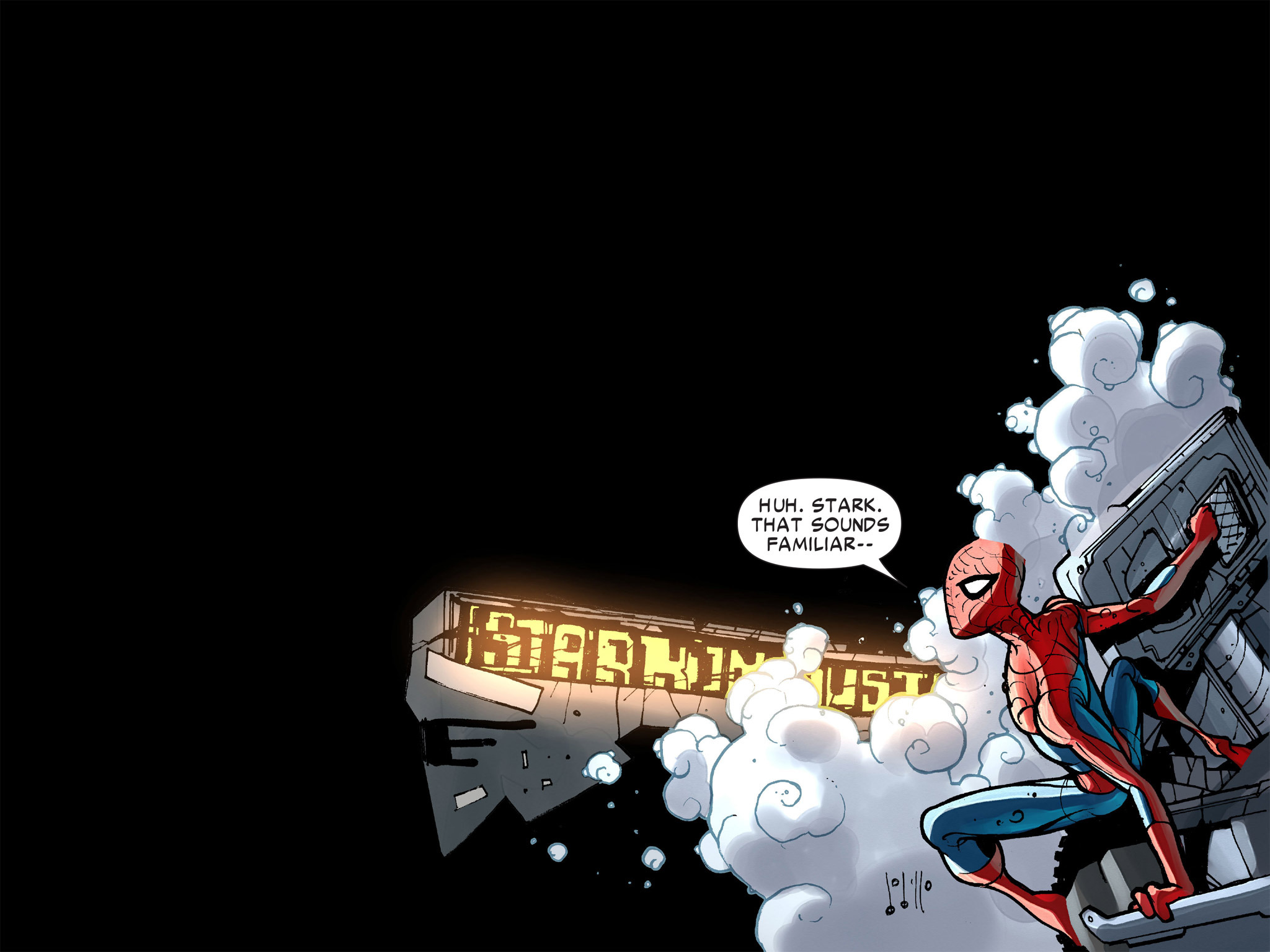 Read online Amazing Spider-Man: Who Am I? comic -  Issue # Full (Part 1) - 128