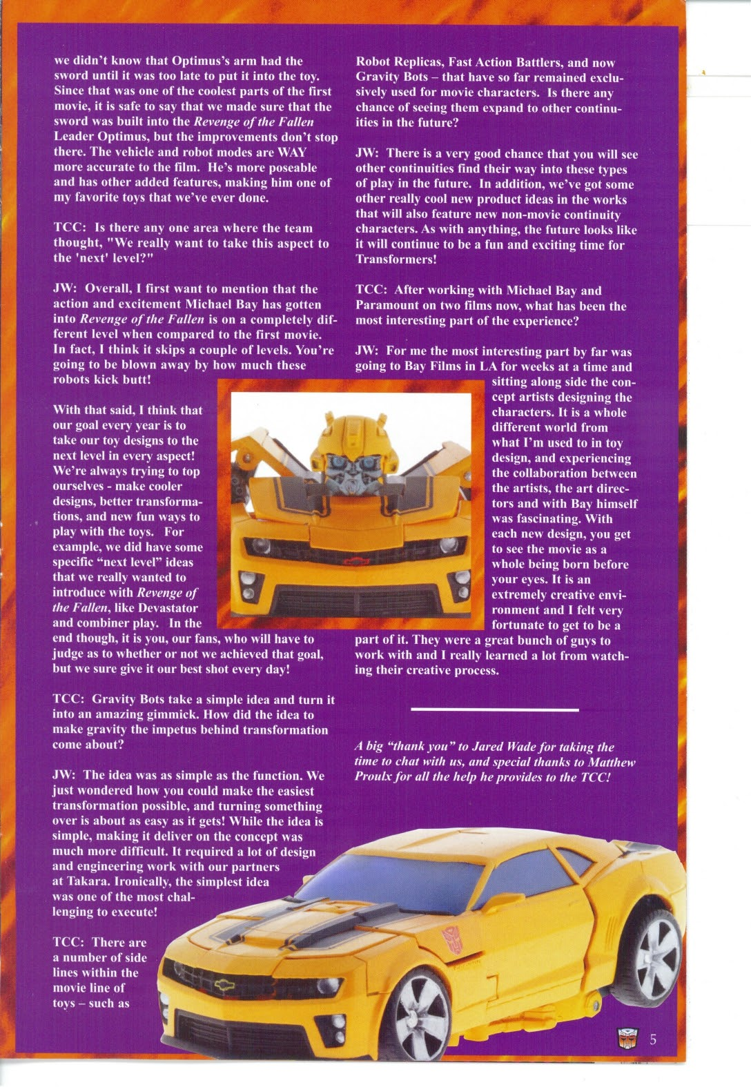 Read online Transformers: Collectors' Club comic -  Issue #27 - 5