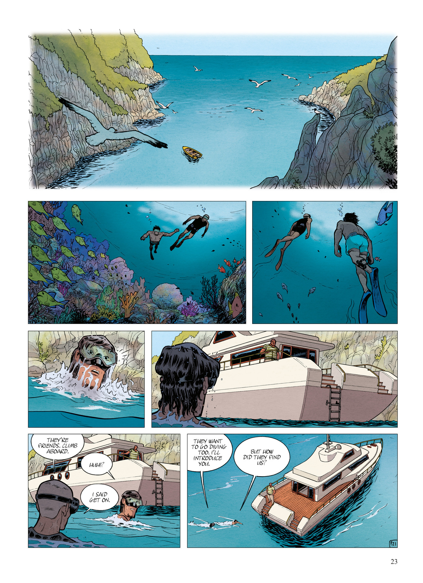 Read online Alter Ego comic -  Issue #5 - 25
