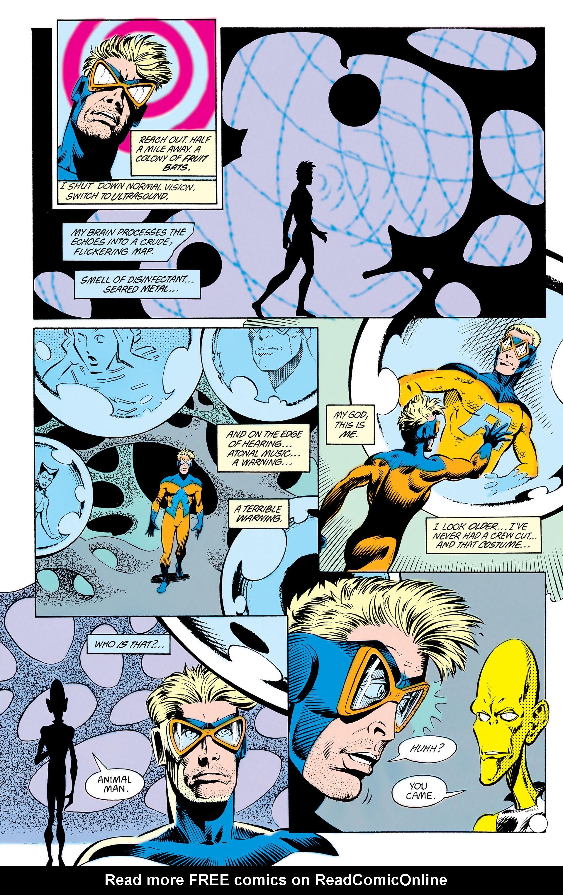 Read online Animal Man (1988) comic -  Issue #12 - 12