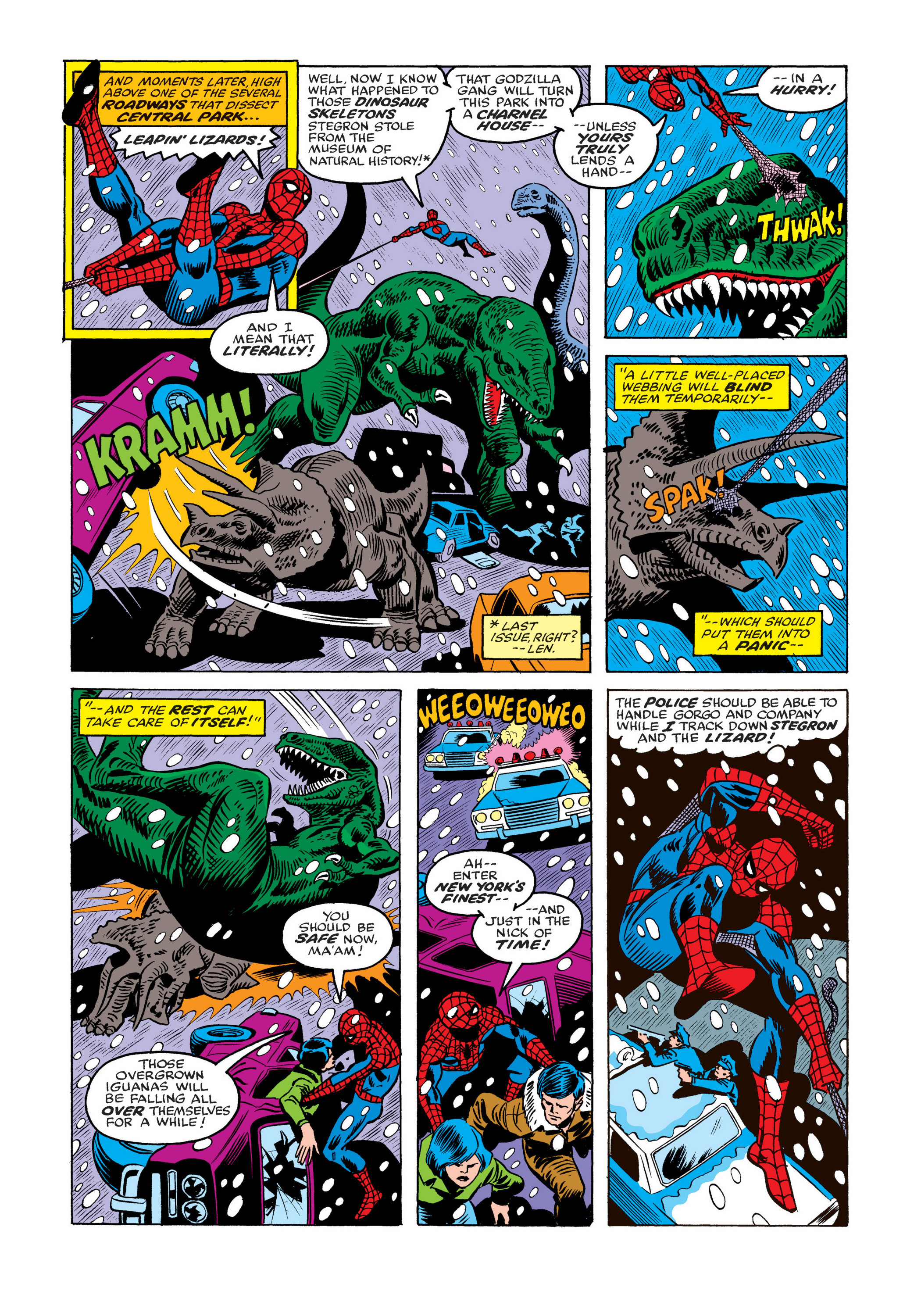 The Amazing Spider-Man (1963) 166 Page 11