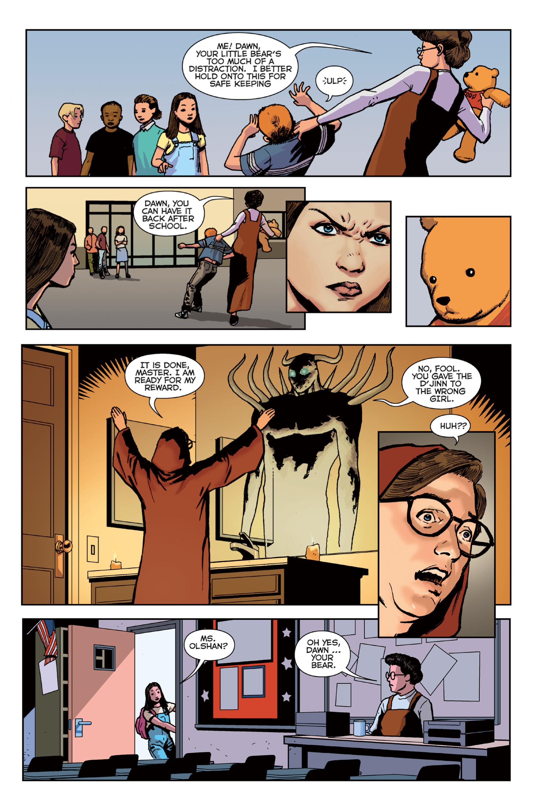 Read online Buffy the Vampire Slayer: Omnibus comic -  Issue # TPB 1 - 201