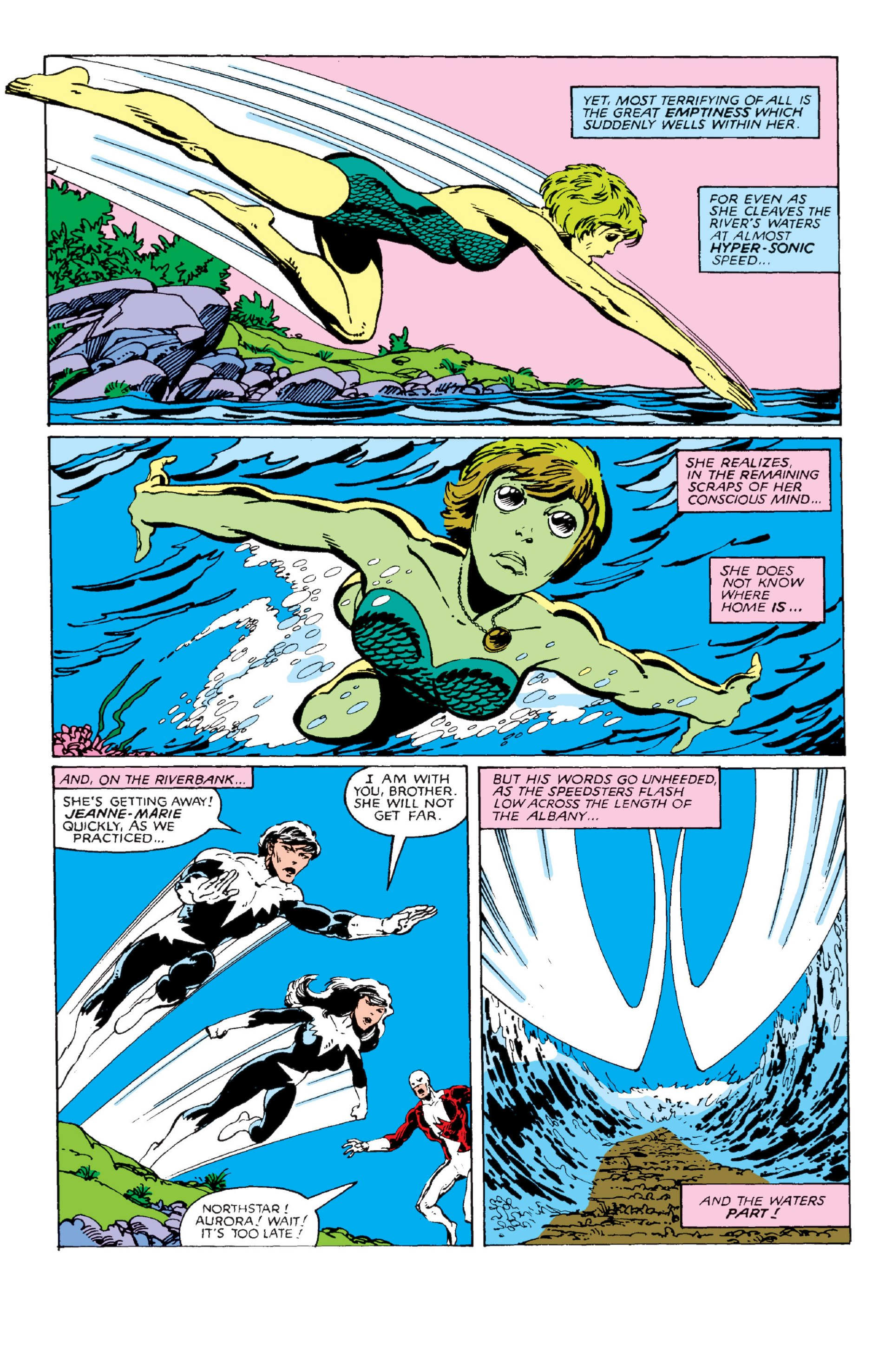 Read online Alpha Flight (1983) comic -  Issue #2 - 8