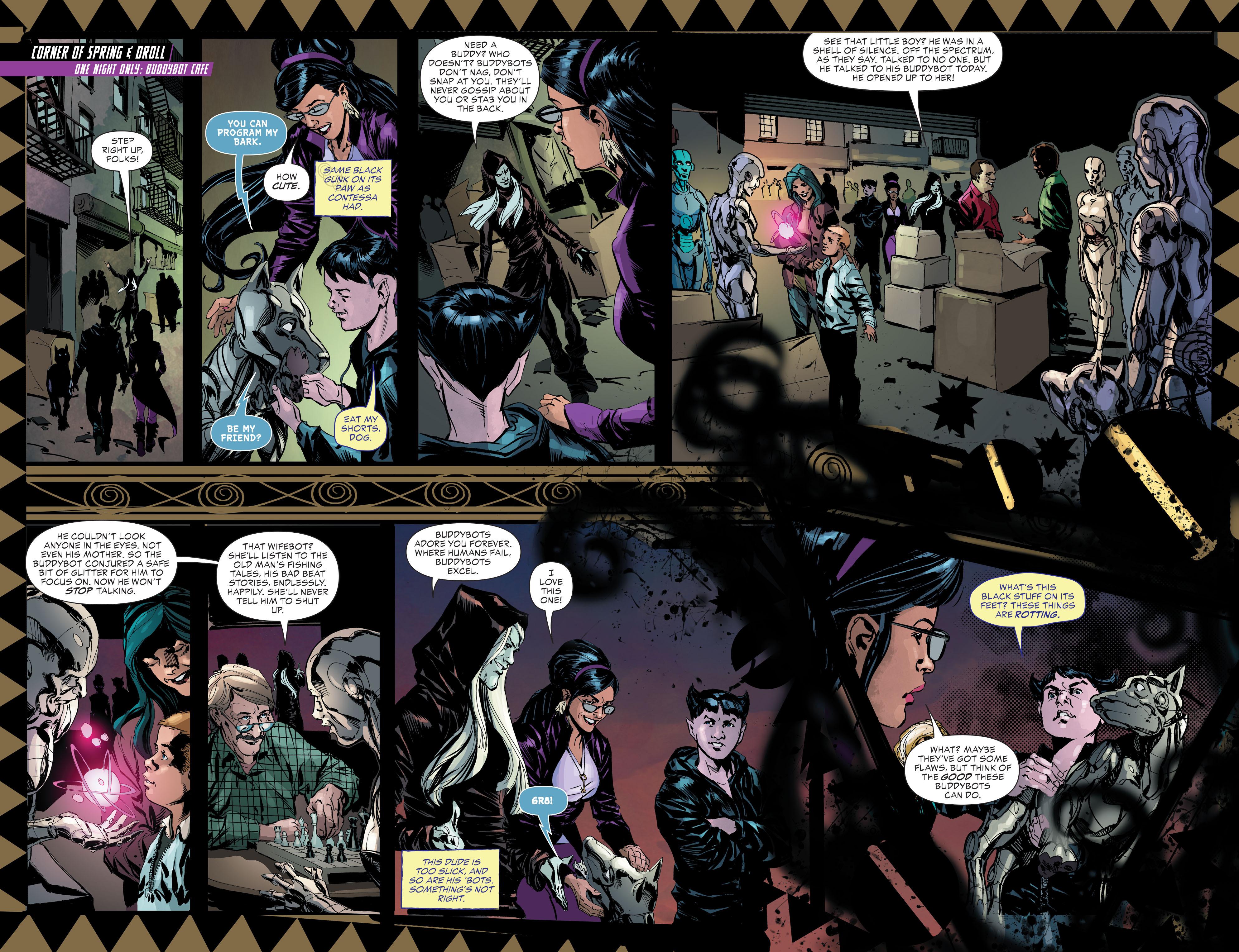 Read online Klarion comic -  Issue #3 - 11