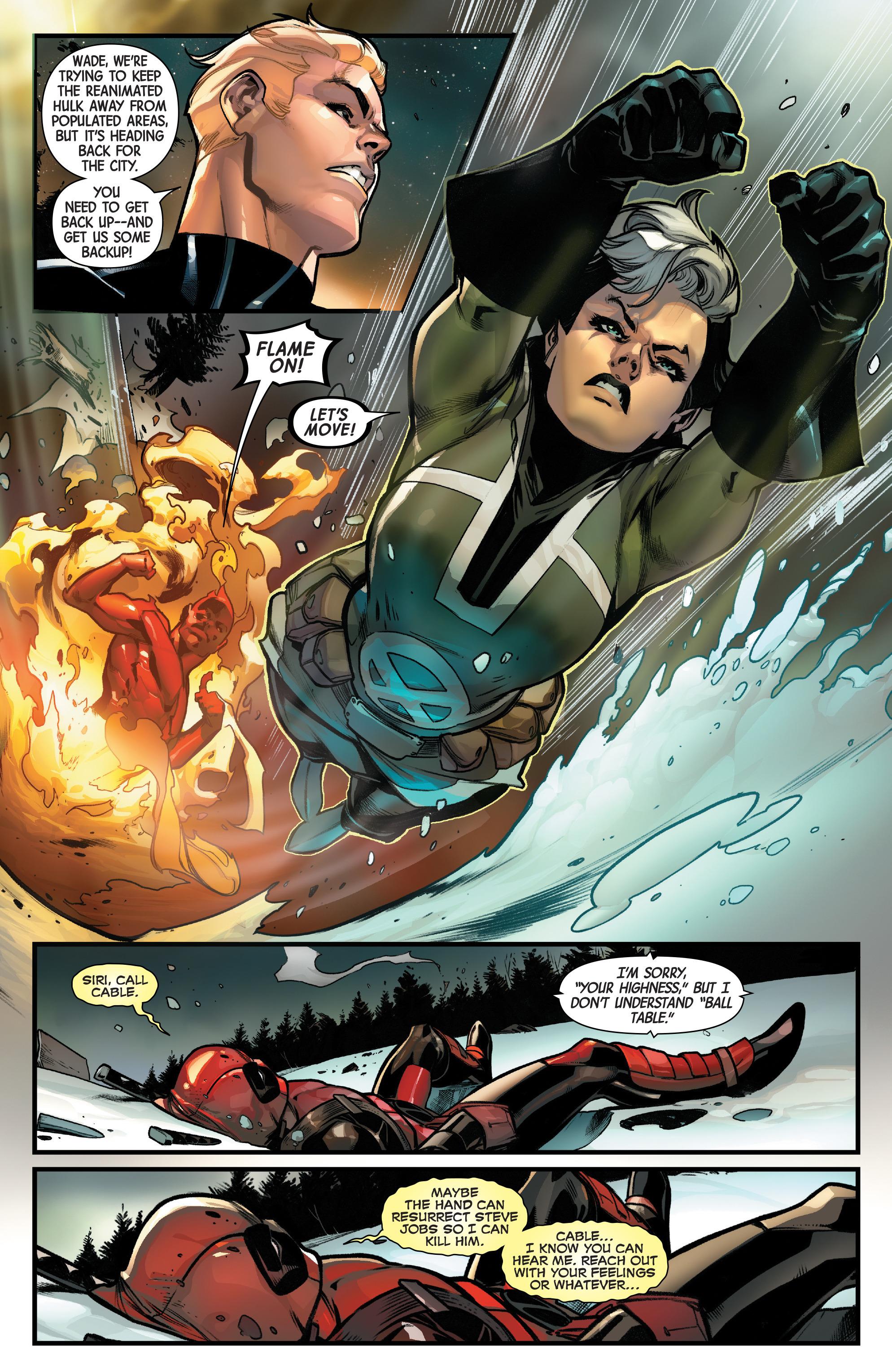 Read online Uncanny Avengers [II] comic -  Issue #16 - 5