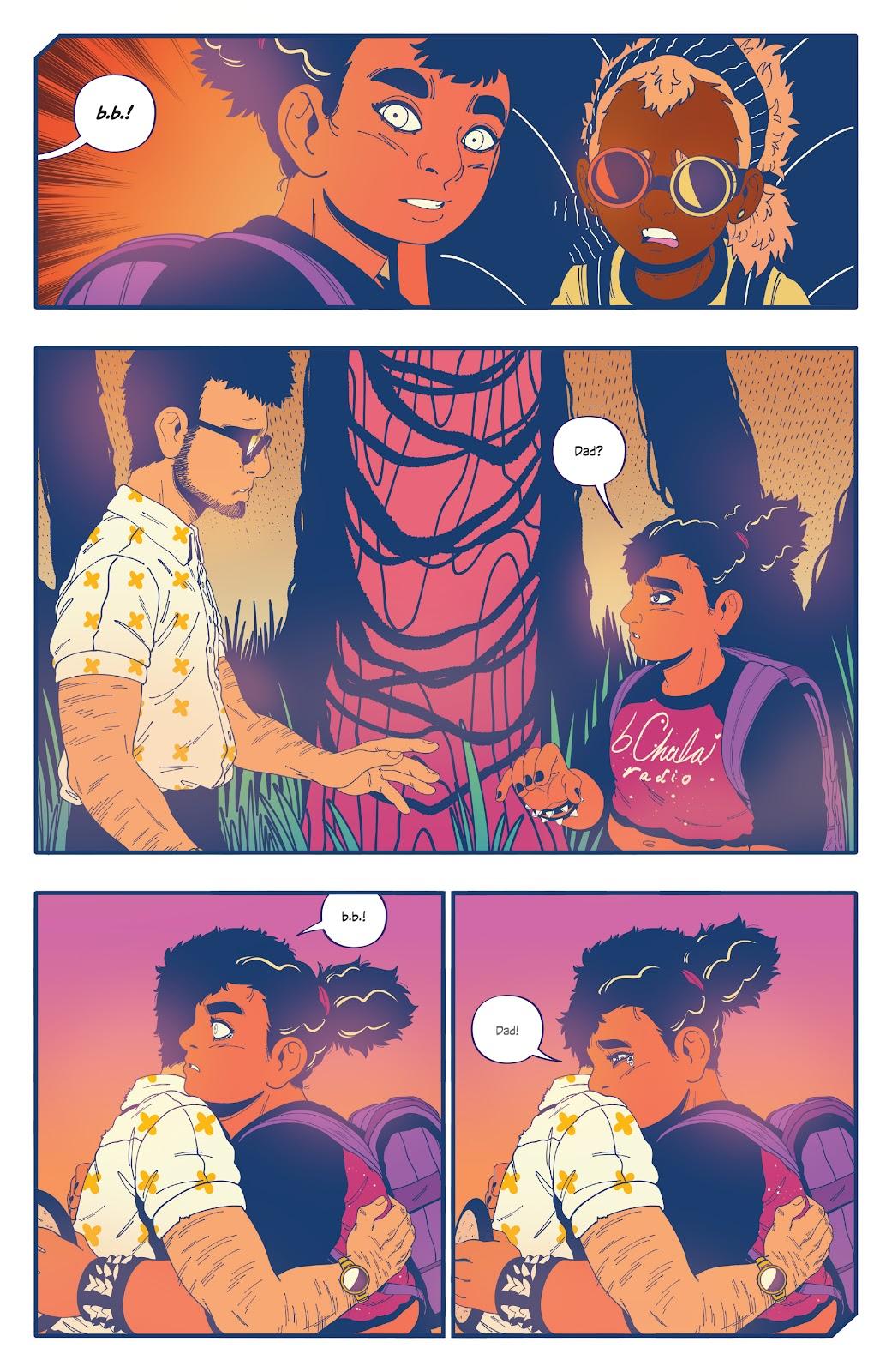 Read online b.b. free comic -  Issue #3 - 22