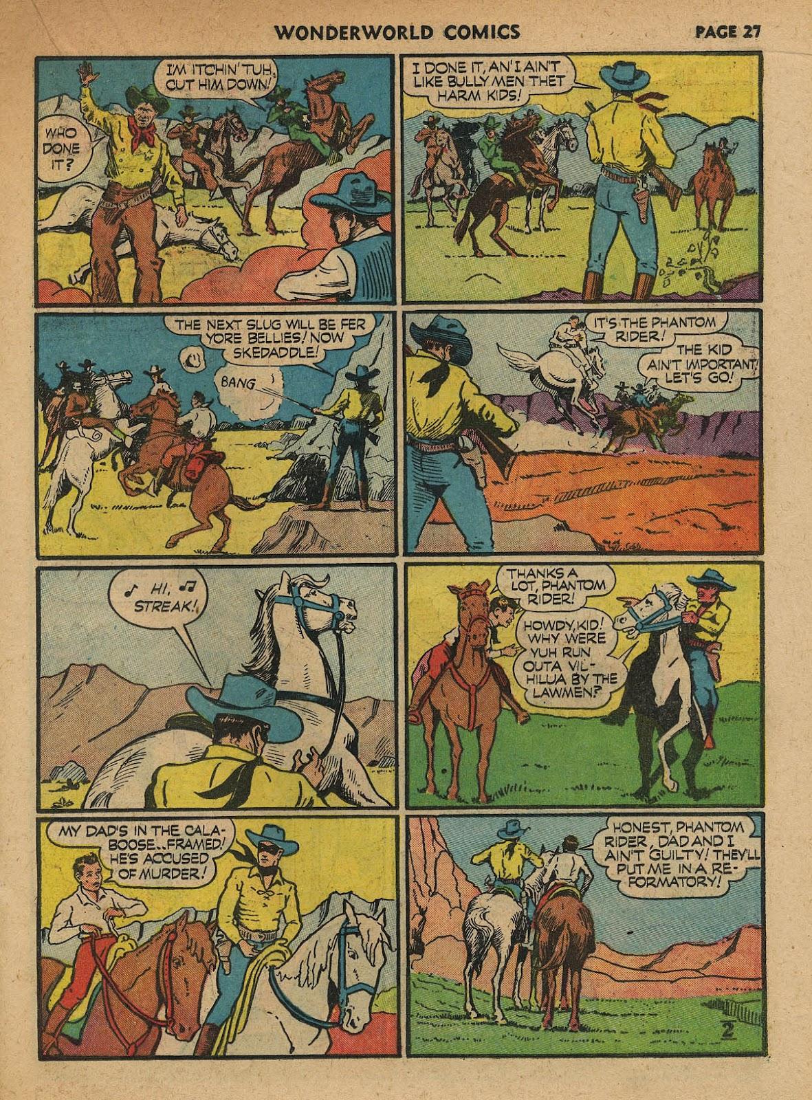 Wonderworld Comics issue 23 - Page 29