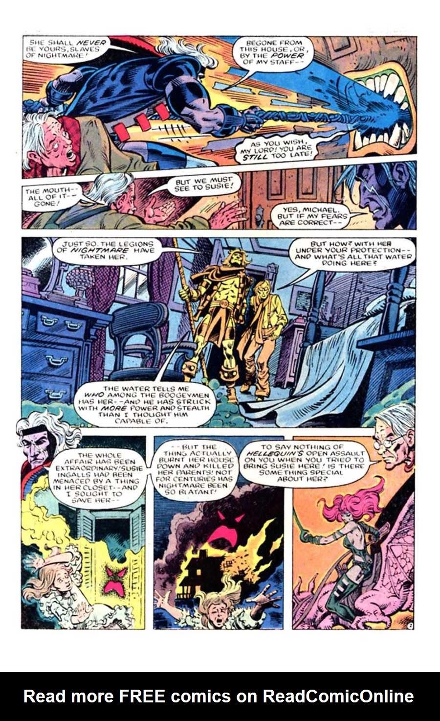 Read online Mars comic -  Issue #5 - 24