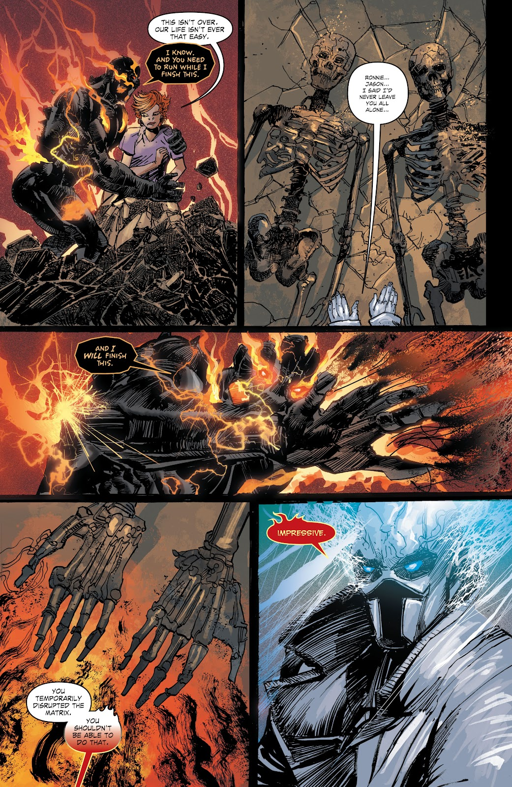 Read online The Curse of Brimstone: Ashes comic -  Issue # TPB (Part 2) - 61