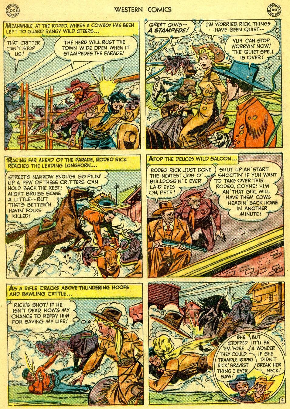 Western Comics issue 18 - Page 18