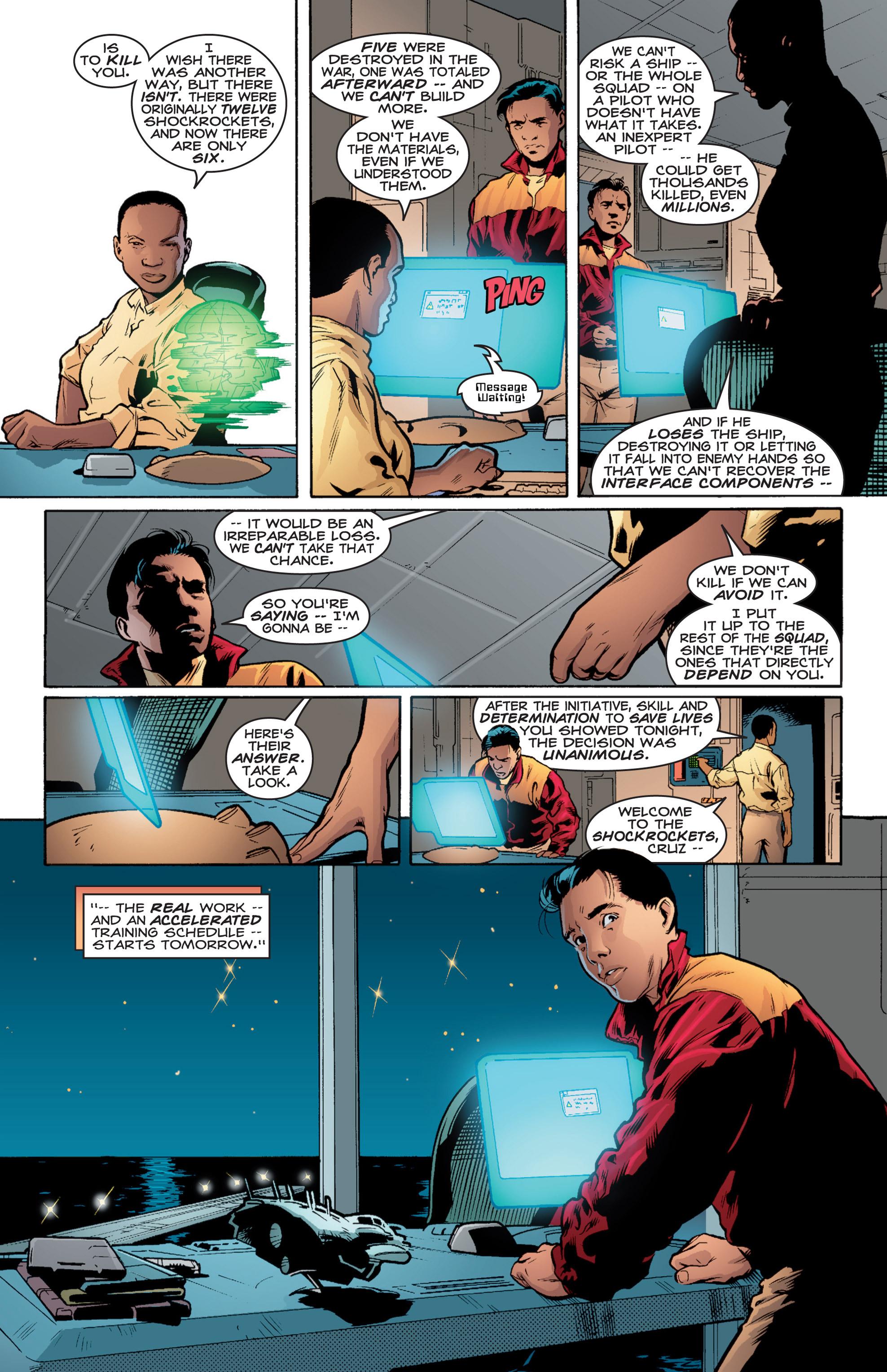 Read online Shockrockets comic -  Issue # TPB - 53