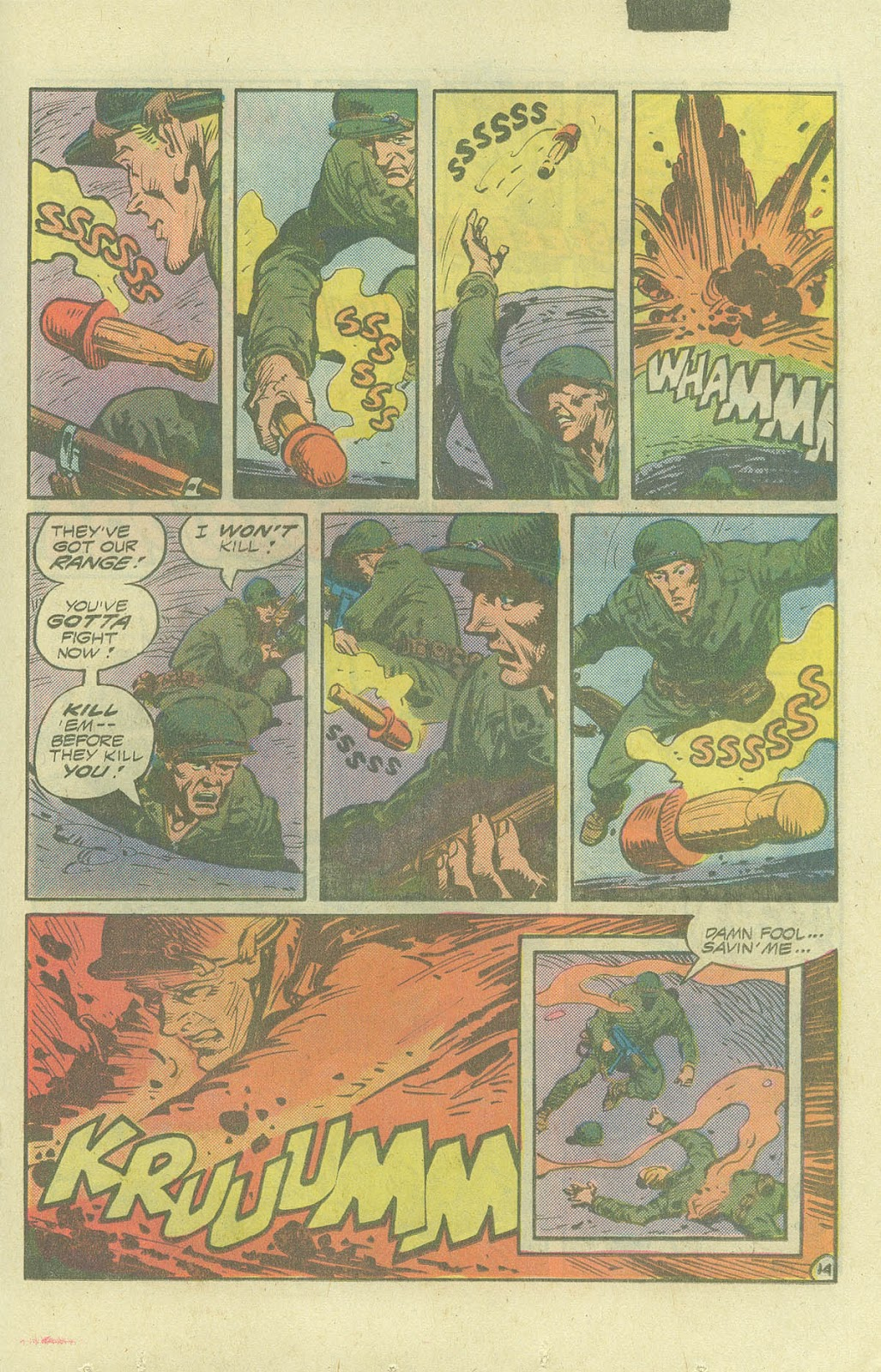 Sgt. Rock issue 387 - Page 18