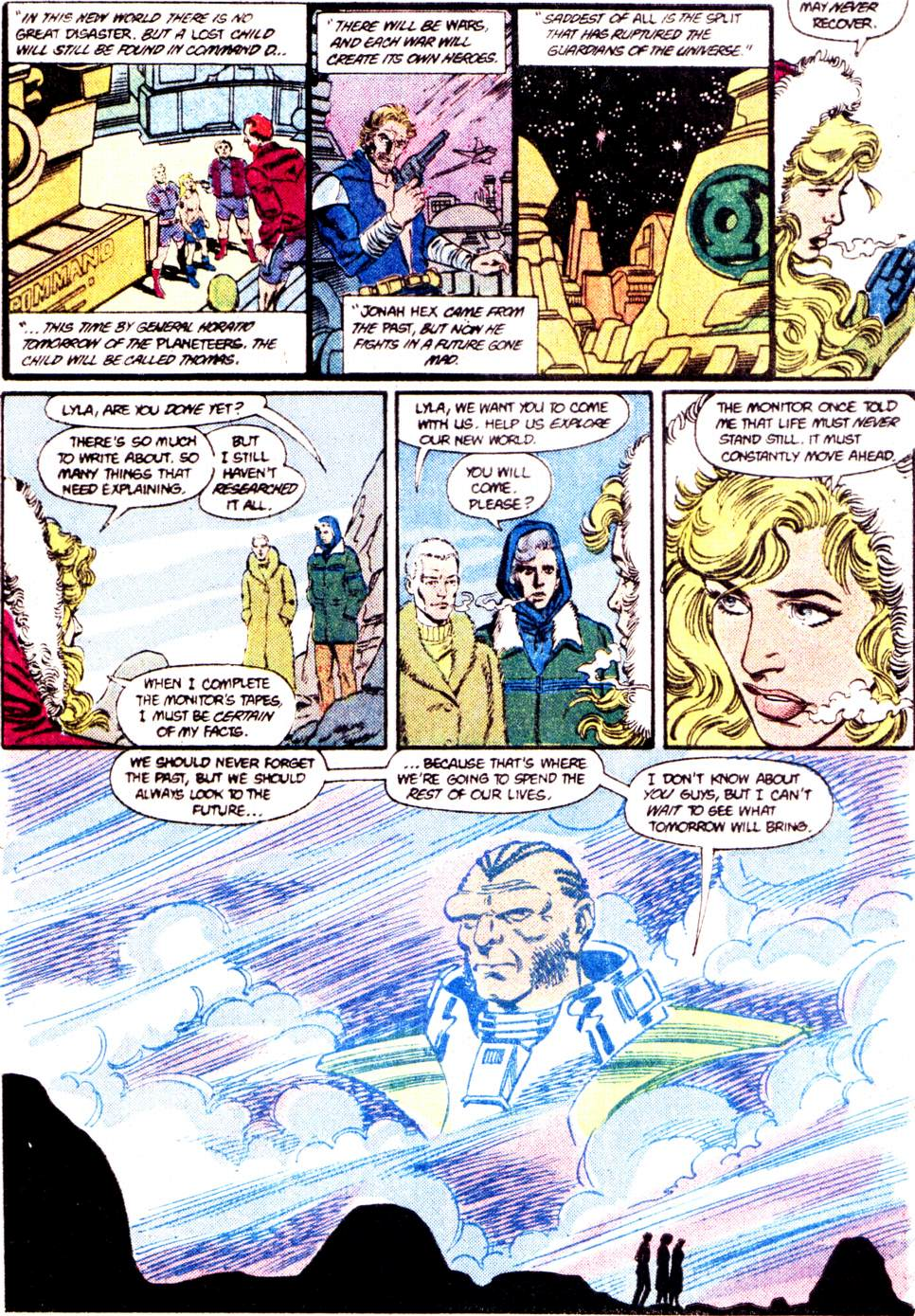 Crisis on Infinite Earths (1985) 12 Page 40