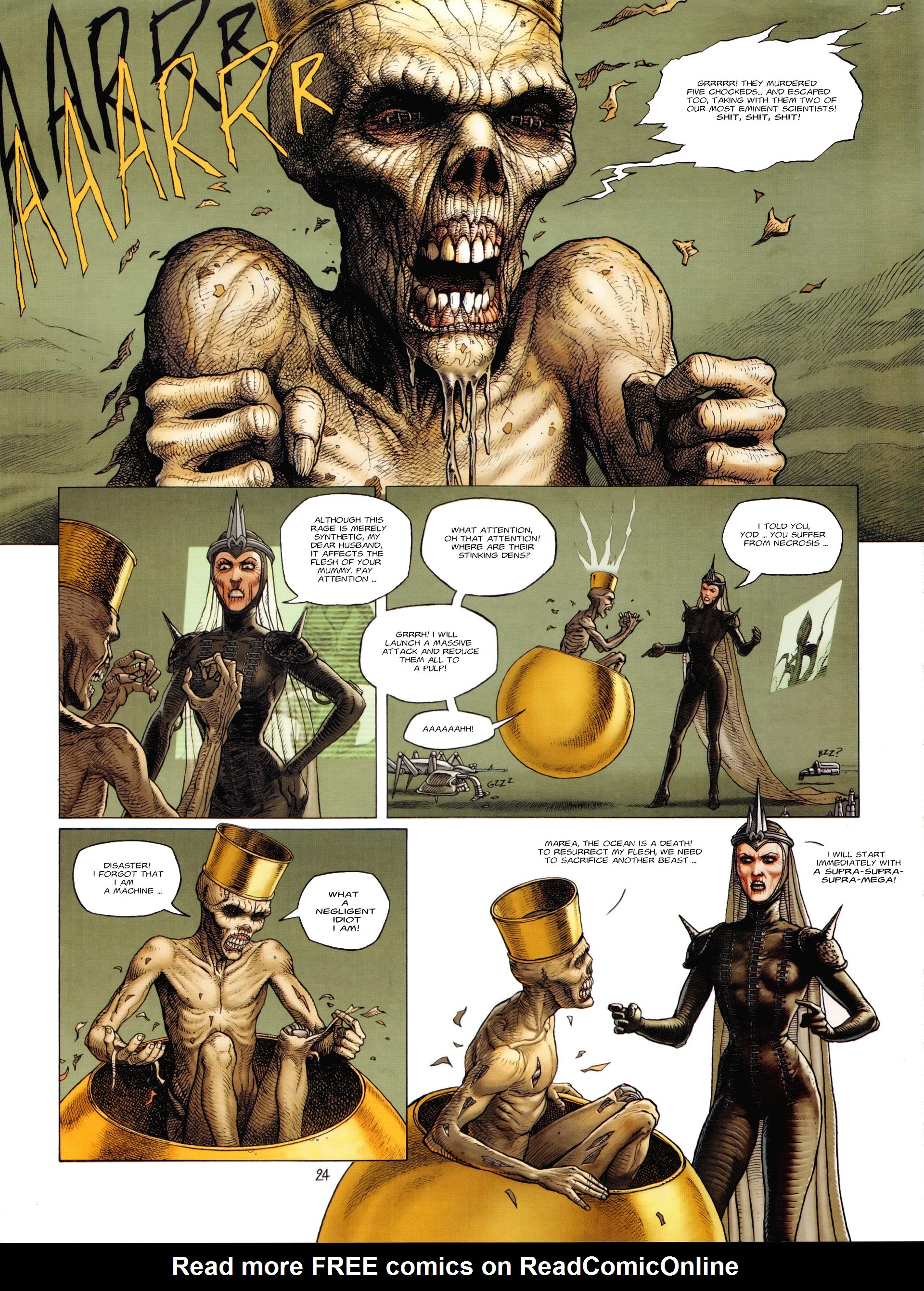 Read online Megalex (2014) comic -  Issue #3 - 27