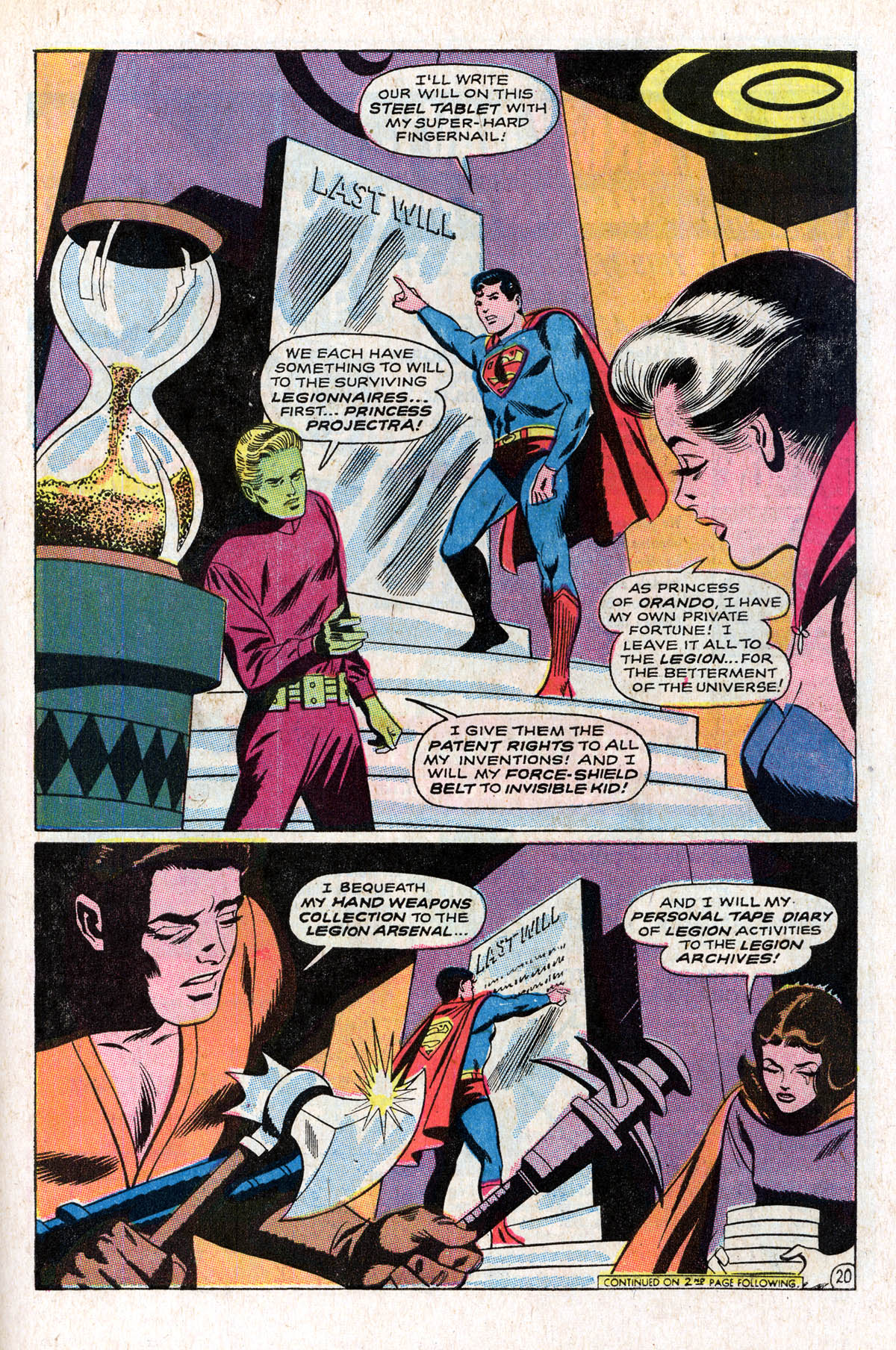 Read online Adventure Comics (1938) comic -  Issue #378 - 27
