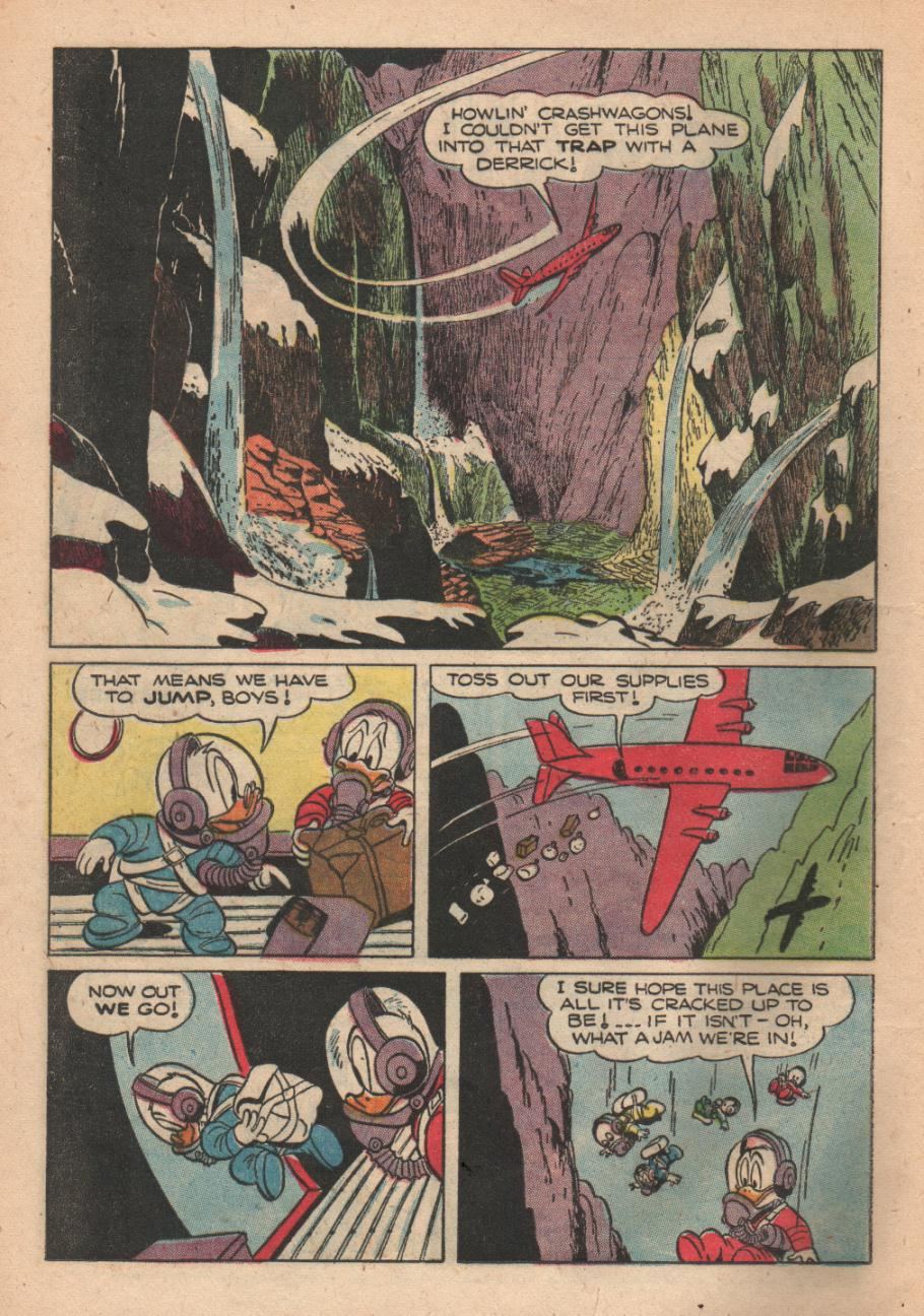 Read online Uncle Scrooge (1953) comic -  Issue #6 - 12