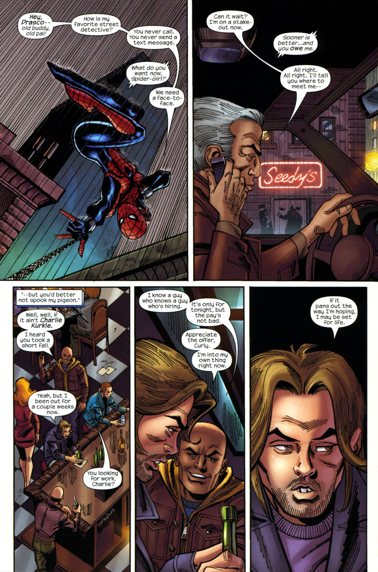 Read online Amazing Spider-Girl comic -  Issue #17 - 13
