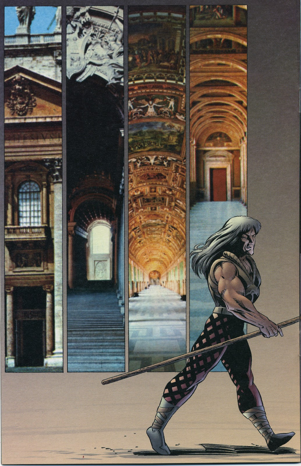 Warrior Nun Areala (1997) Issue #3 #3 - English 20