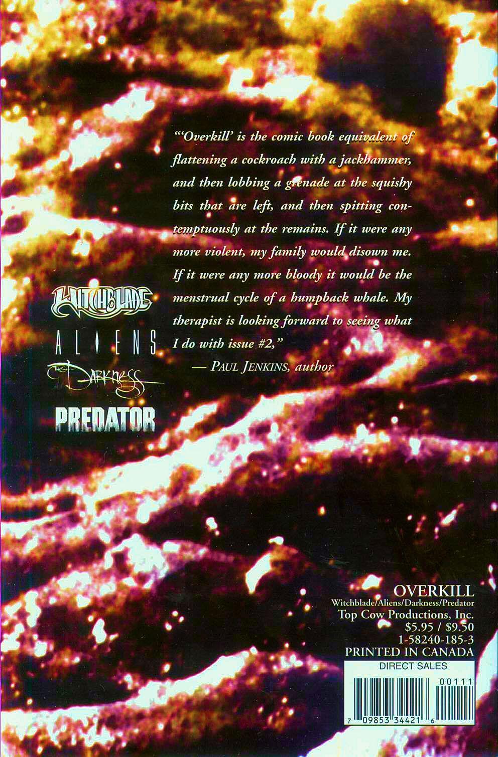 Read online Overkill: Witchblade/Aliens/Darkness/Predator comic -  Issue #1 - 48