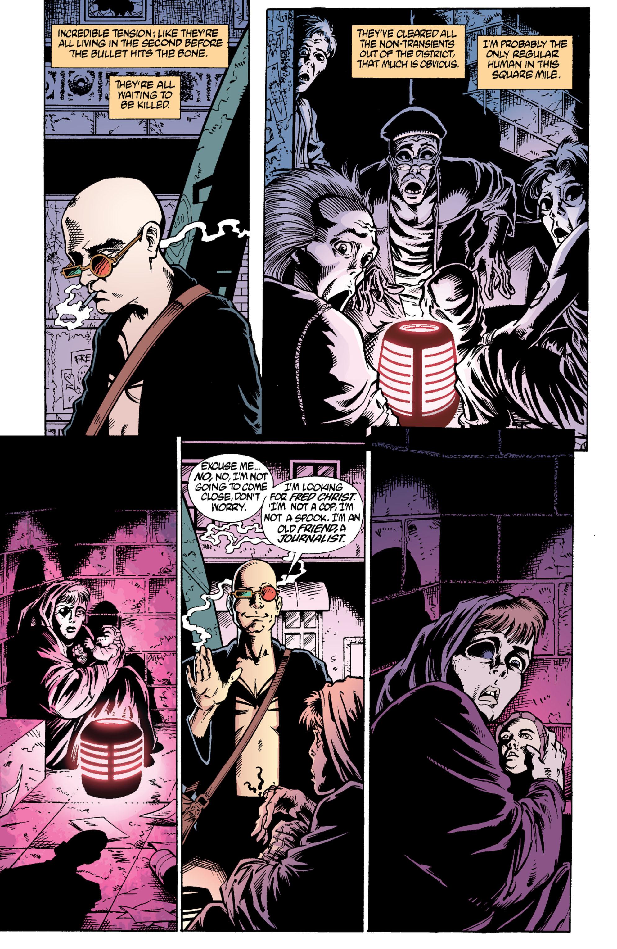 Read online Transmetropolitan comic -  Issue #2 - 6