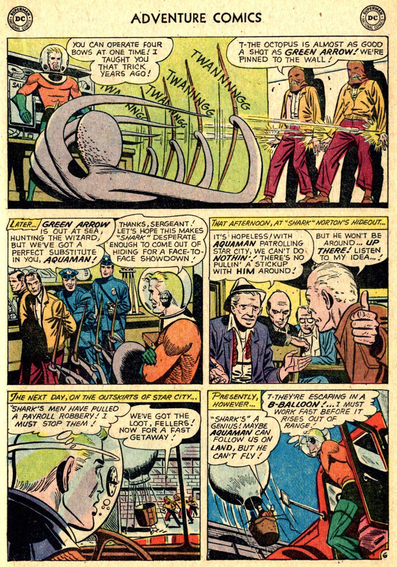 Read online Adventure Comics (1938) comic -  Issue #267 - 21