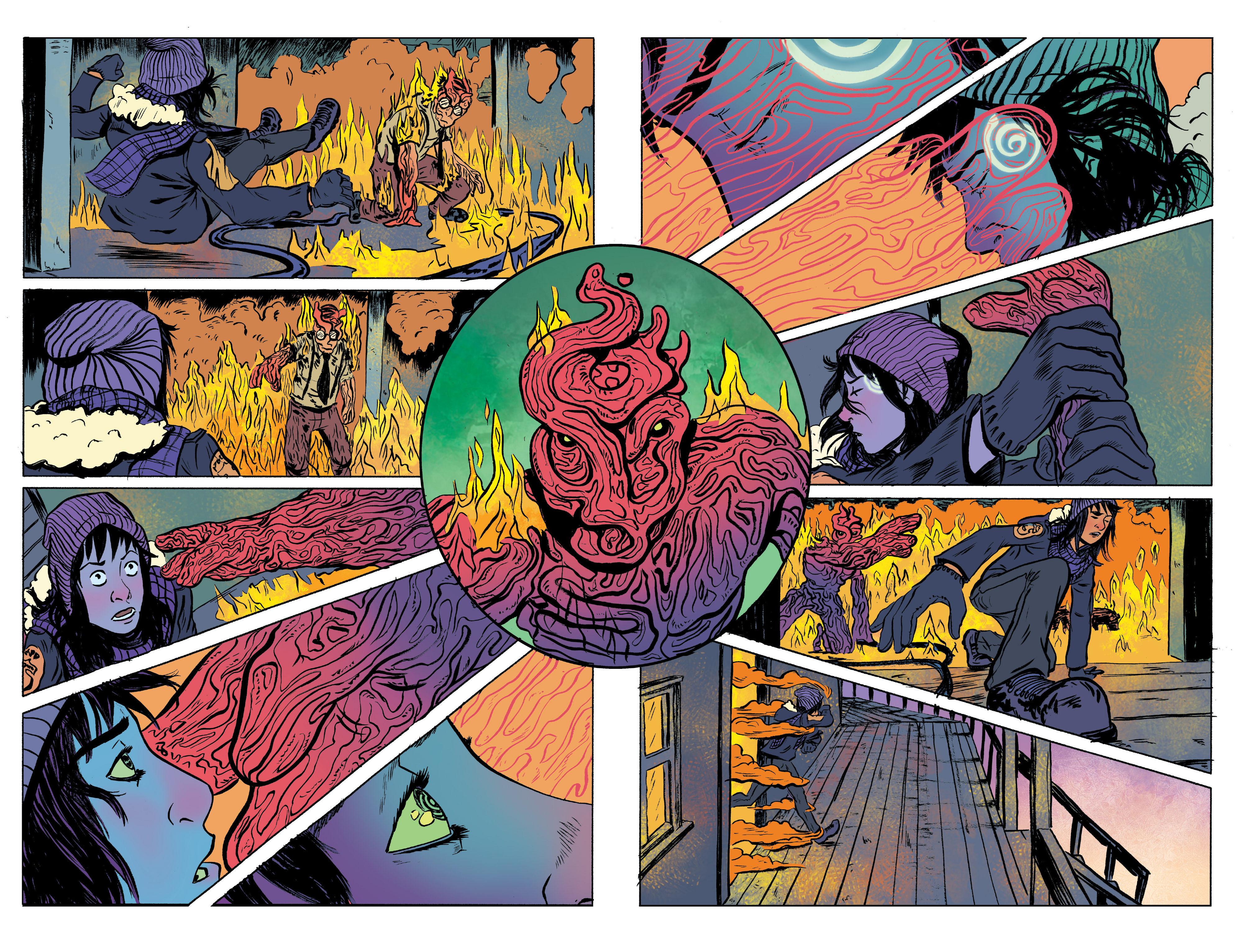 Read online UFOlogy comic -  Issue #1 - 19