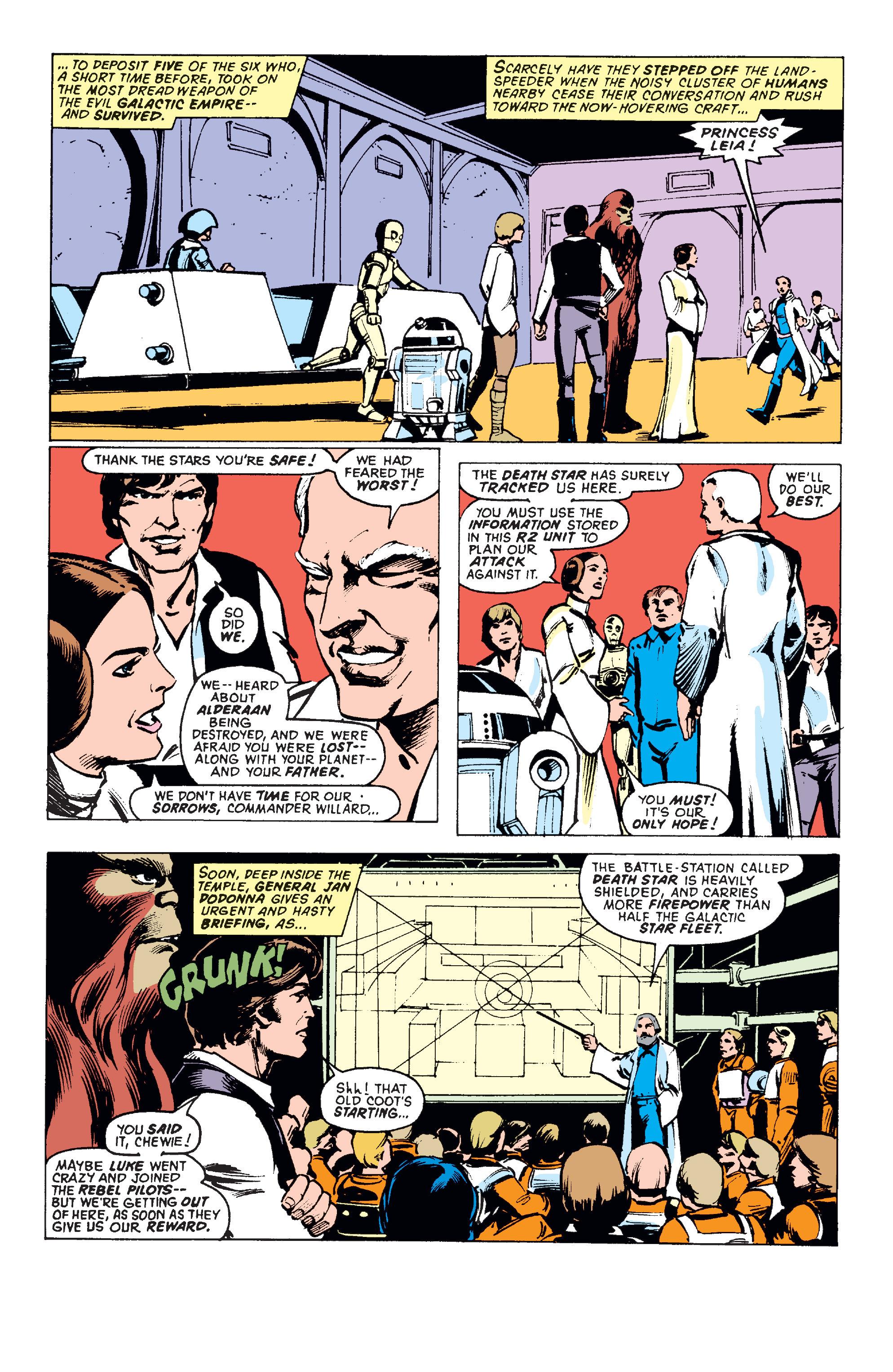 Read online Star Wars Omnibus comic -  Issue # Vol. 13 - 92