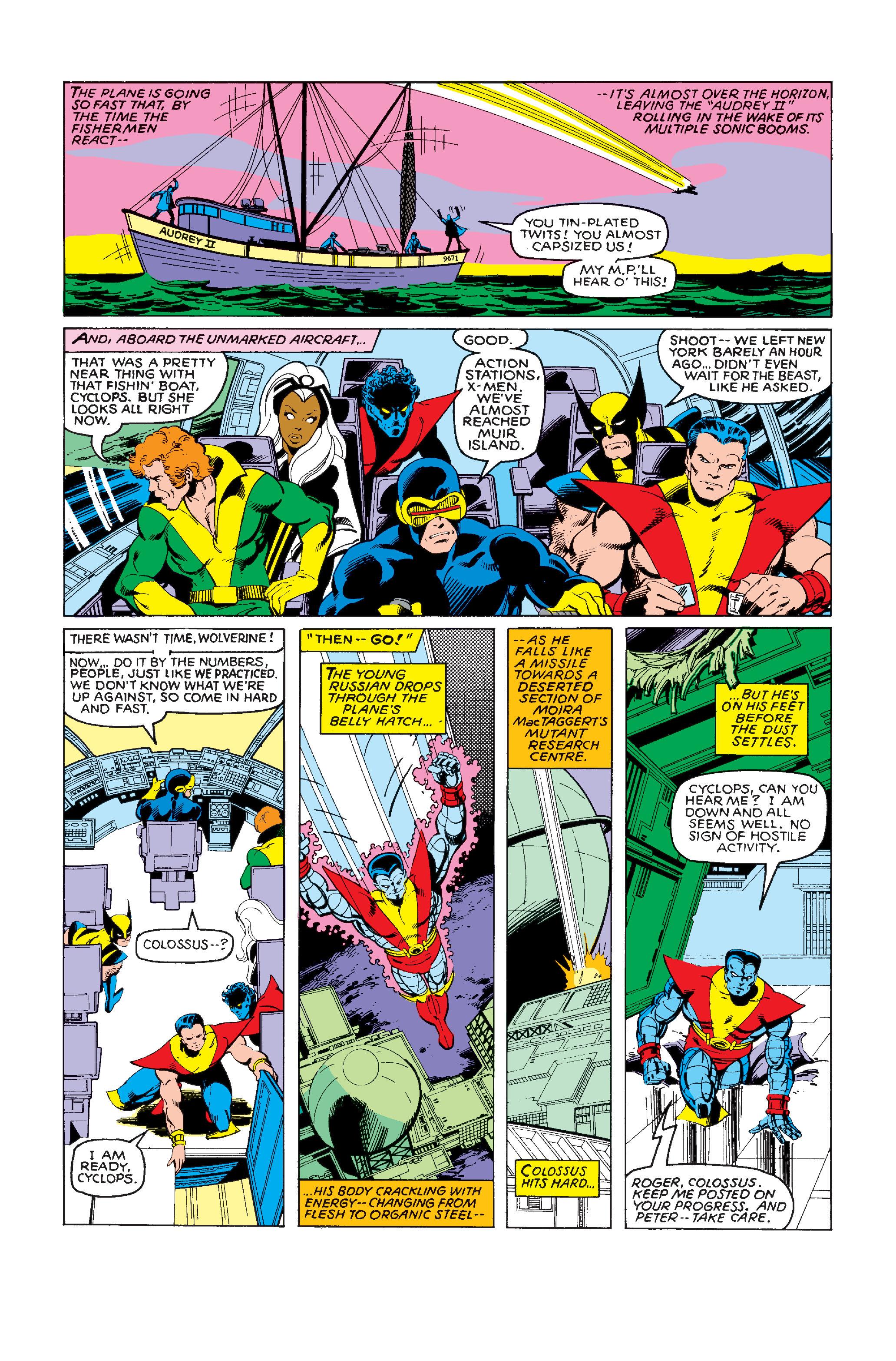 Read online Uncanny X-Men (1963) comic -  Issue #126 - 3