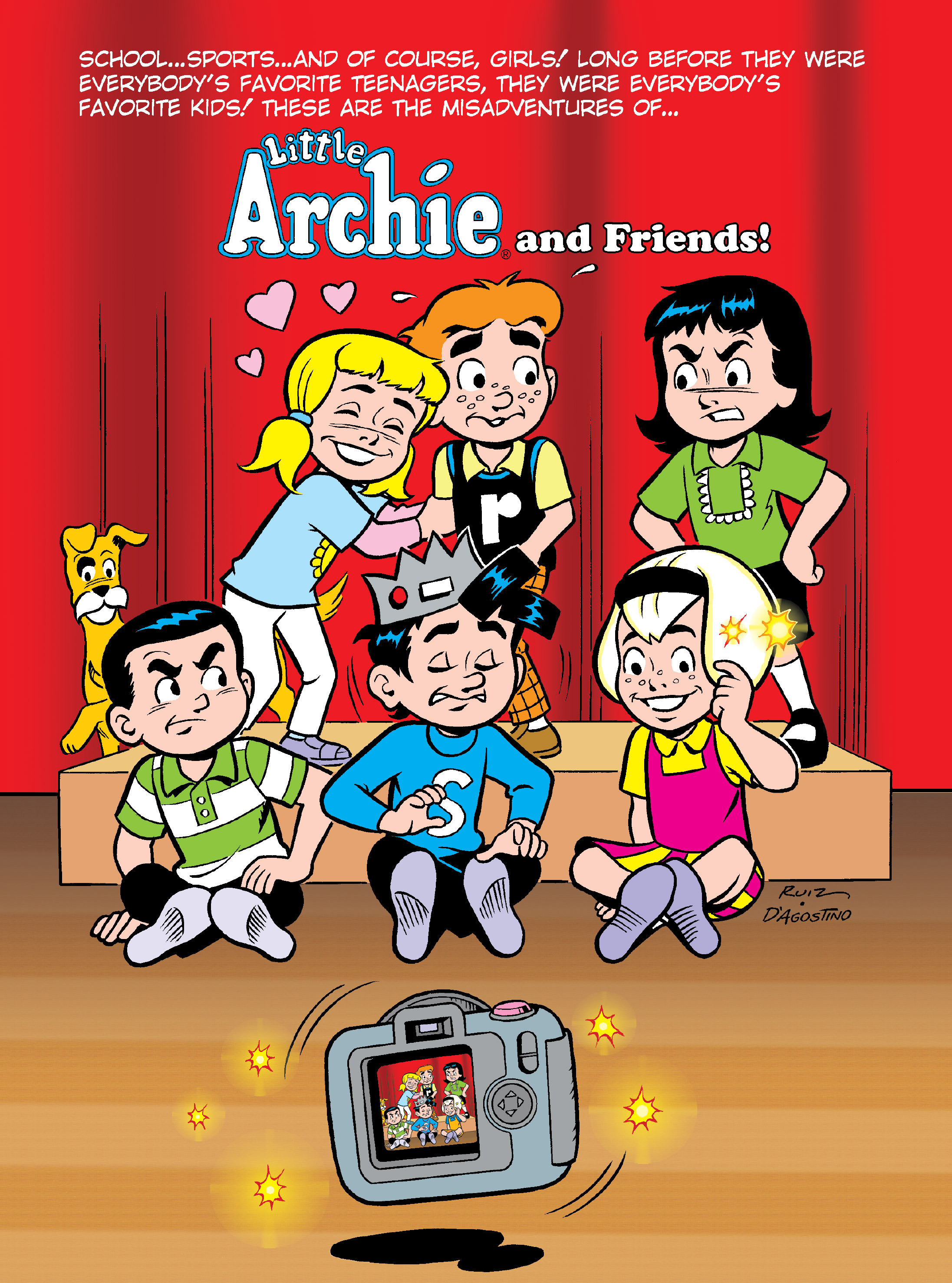 Read online Archie's Funhouse Double Digest comic -  Issue #2 - 128