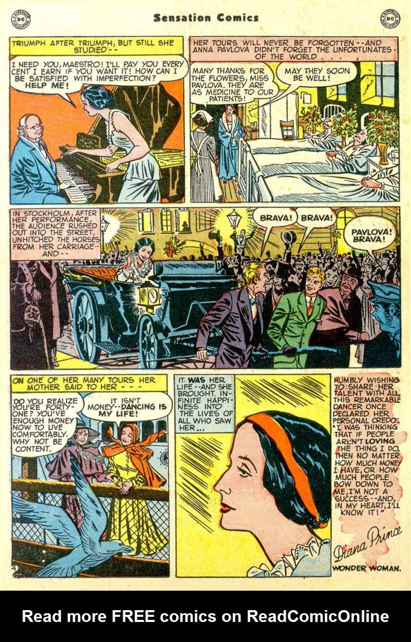 Read online Sensation (Mystery) Comics comic -  Issue #85 - 37