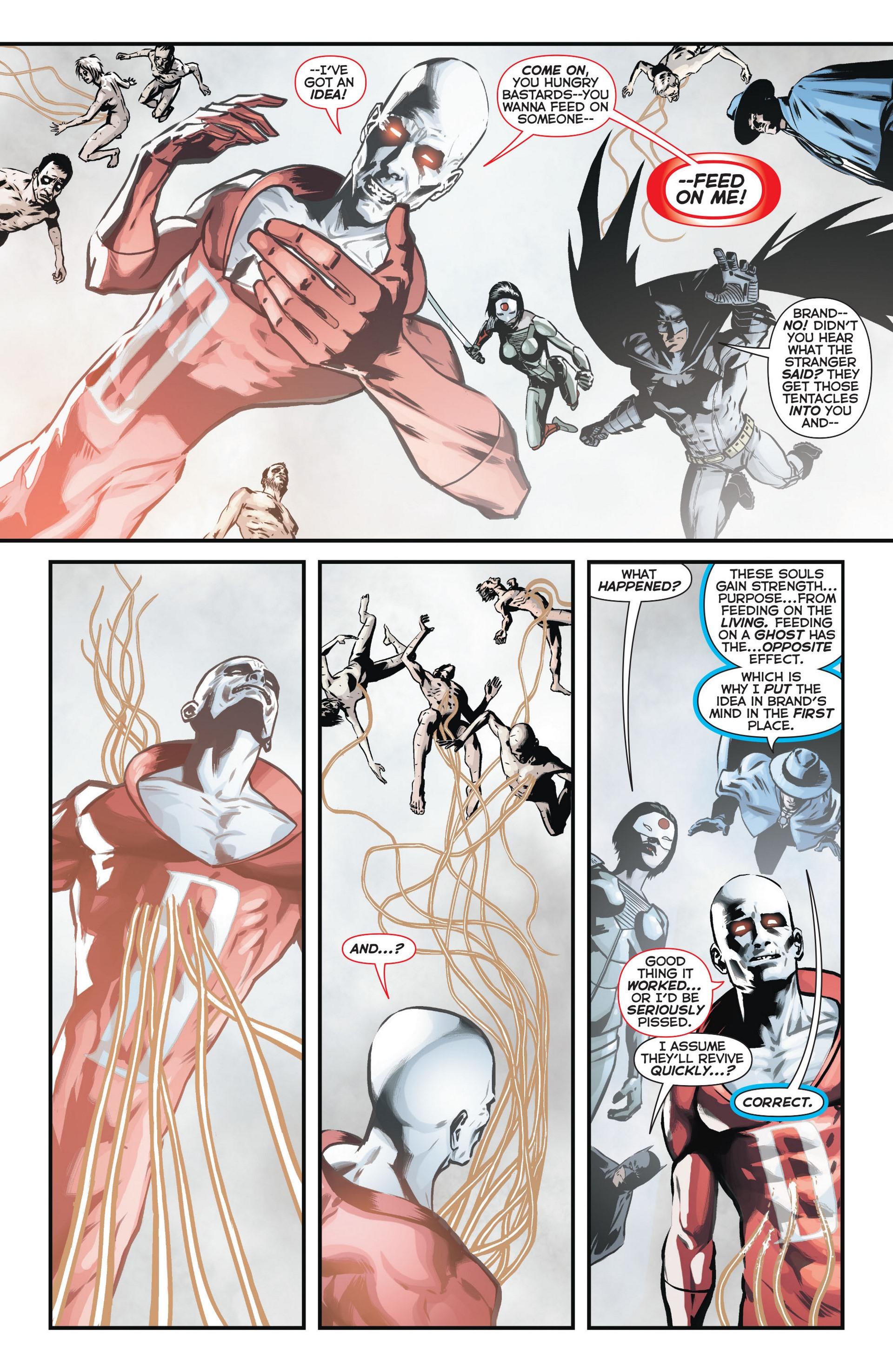 Read online Trinity of Sin: The Phantom Stranger comic -  Issue #11 - 4