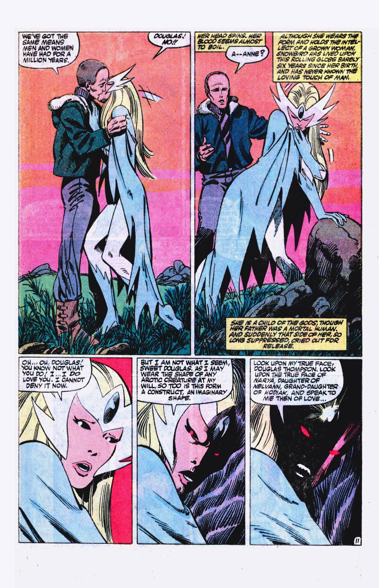 Read online Alpha Flight (1983) comic -  Issue #18 - 12